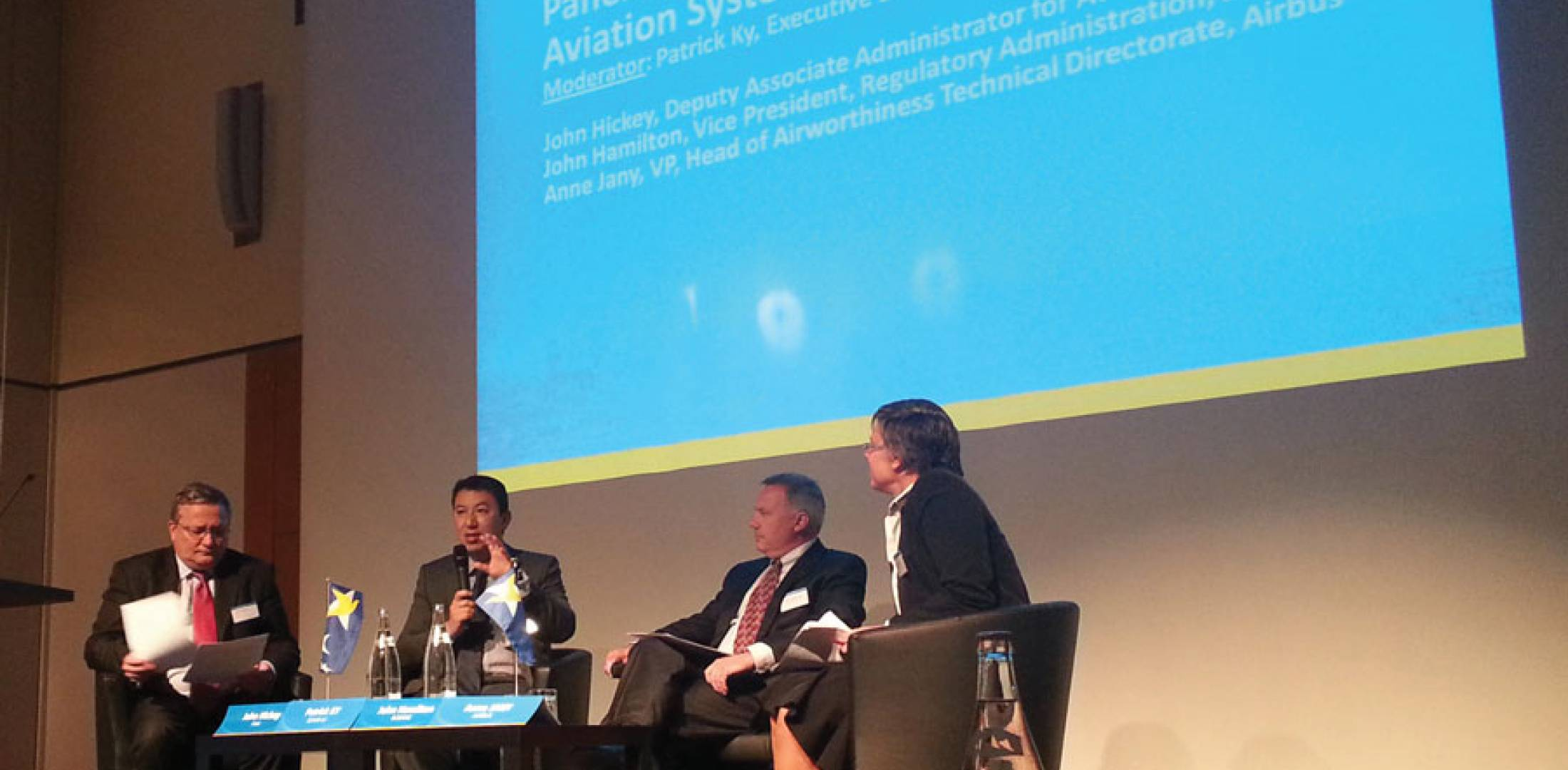 Paris EASA/FAA Conference Sees Calls For Greater