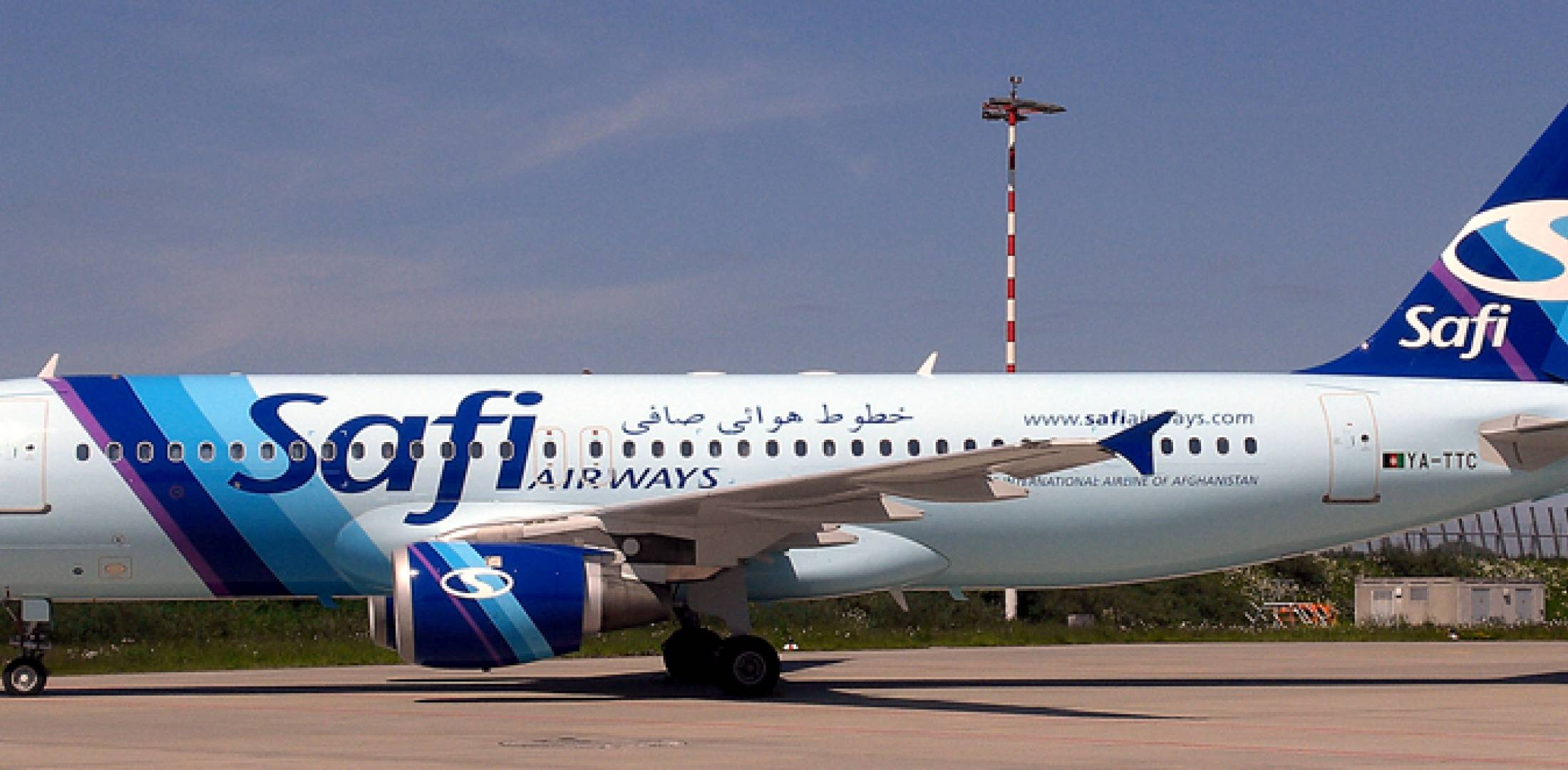 Safi Flies The Flag For Afghan Air Transport Independence