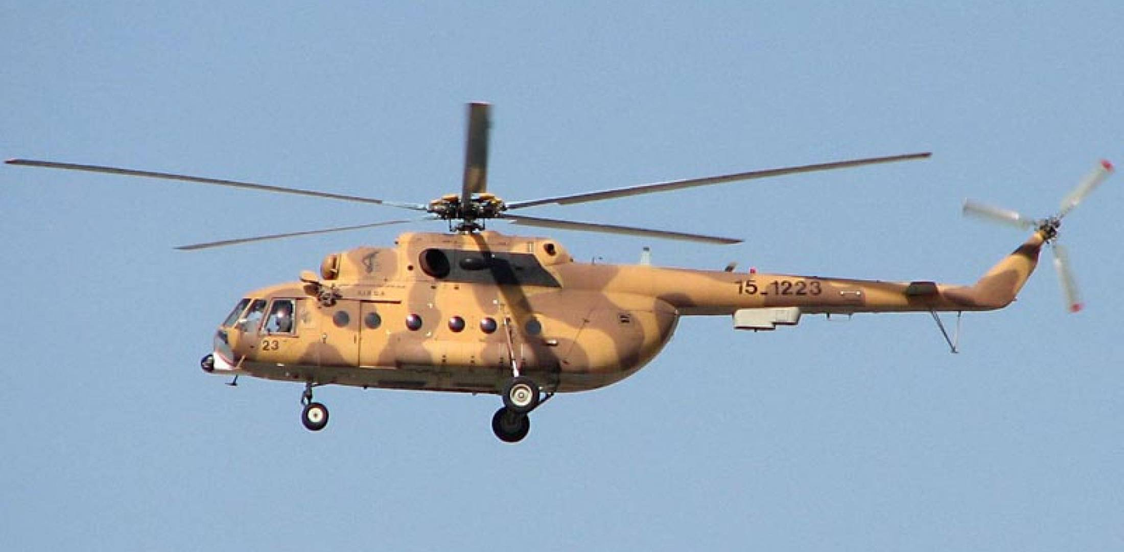 Having recently completed delivery of 32 Mi-171s to China, Russian Helicopters i