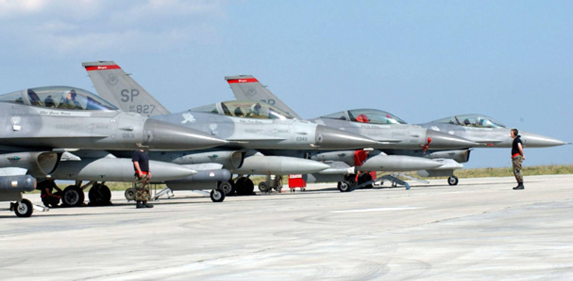 Romania is no stranger to the F-16, having hosted U.S. Air Force aircraft dur...