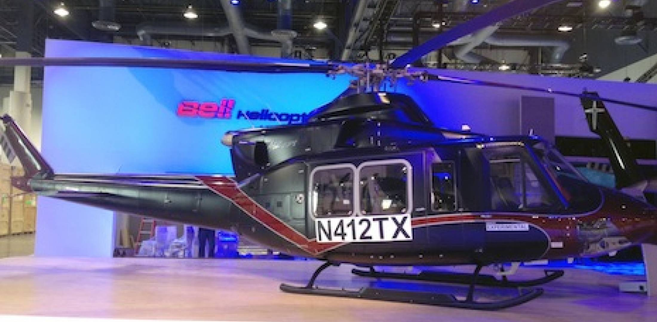 Bell Helicopter Introduces Bel...
