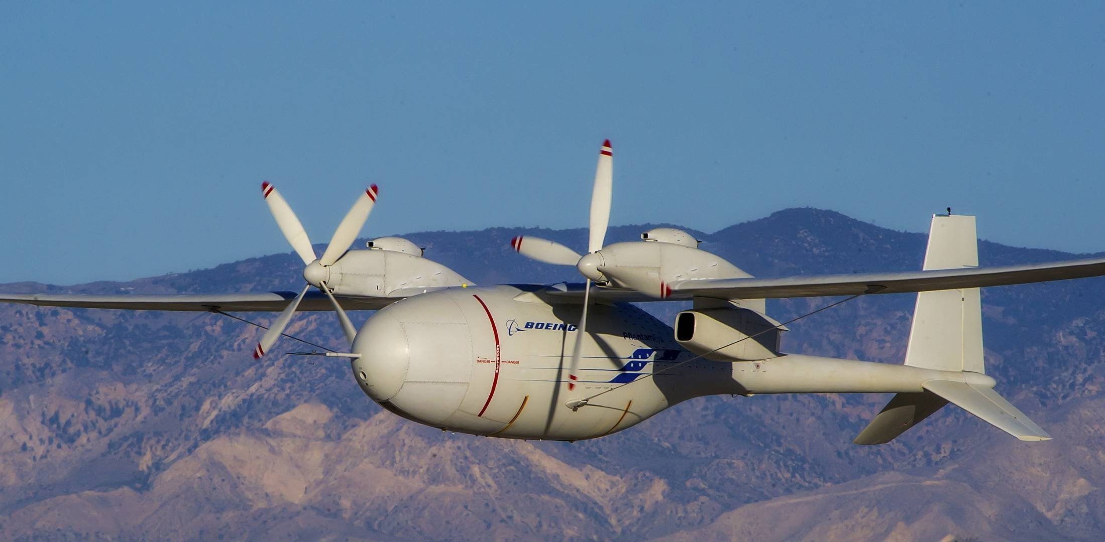 Boeing Phantom Eye UAS