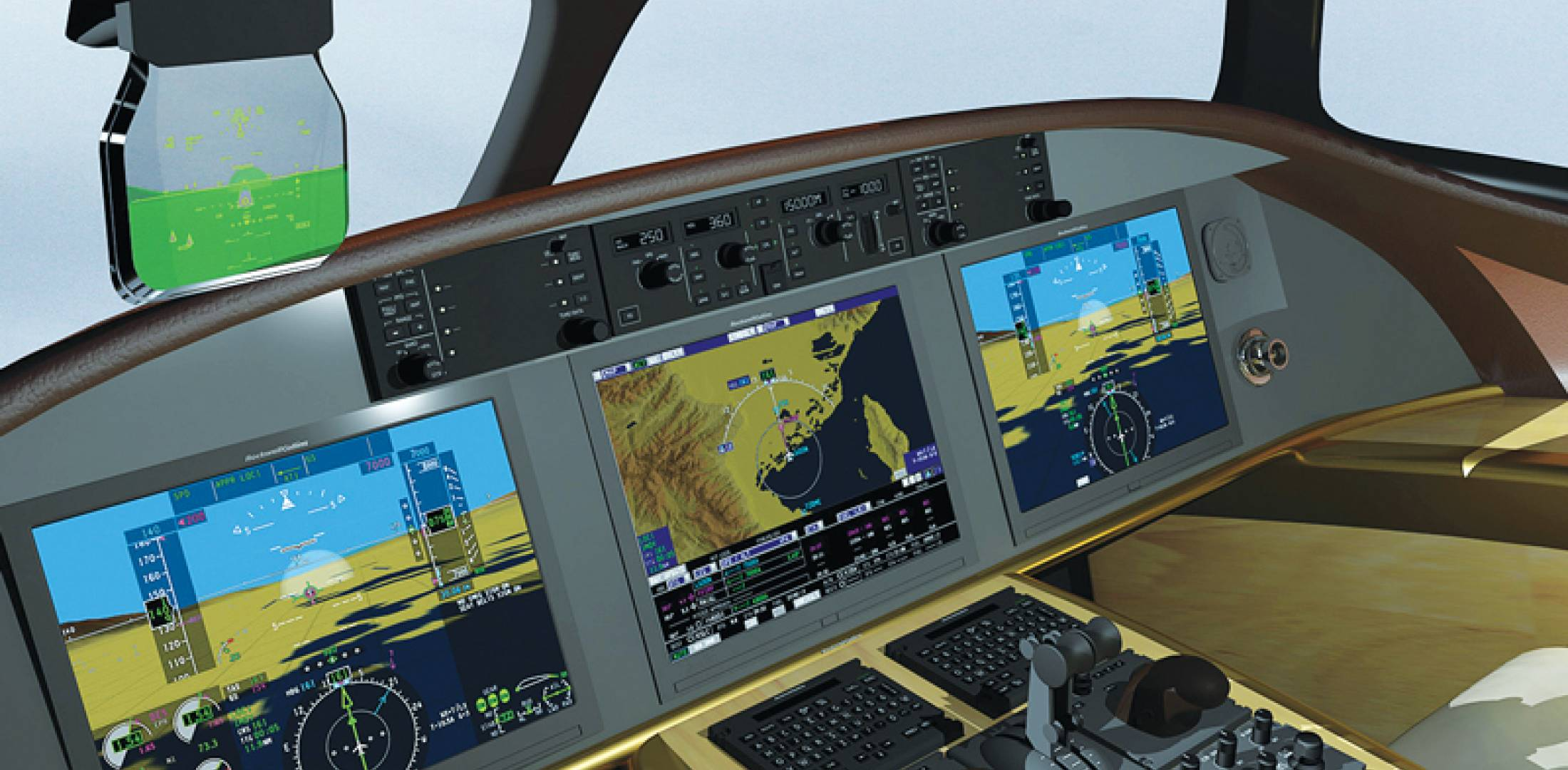 Rockwell Collins Highlights HUD Safety and Efficiency | Business