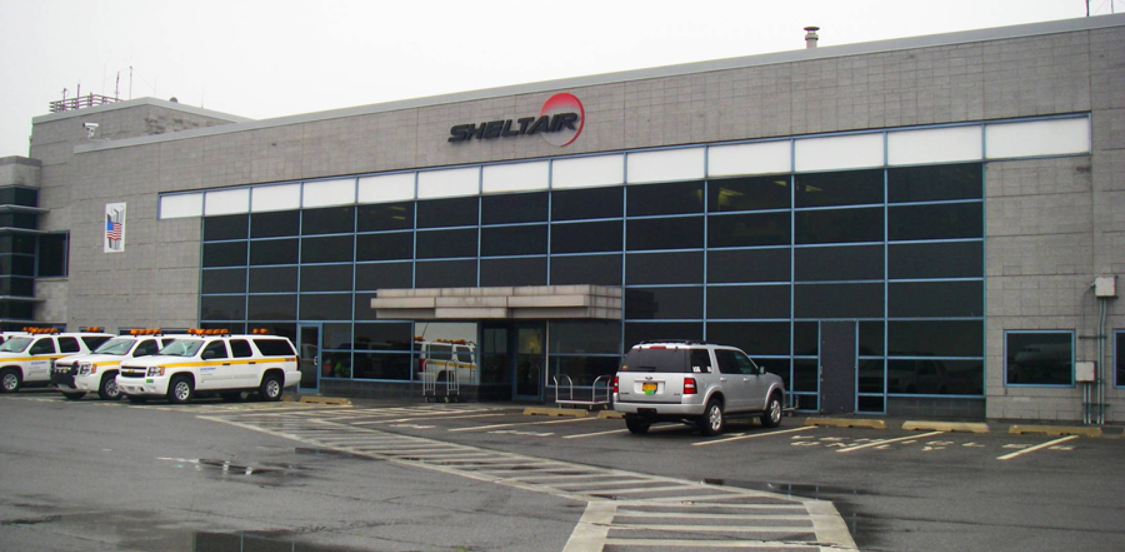 Sheltair Opens First Privately Operated FBO at JFK