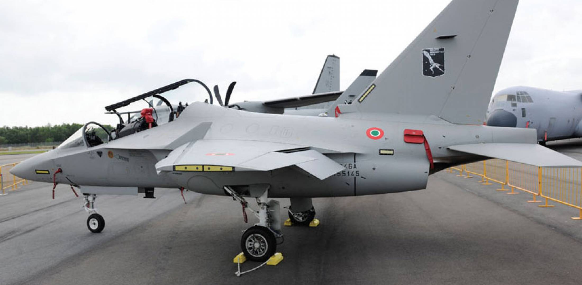 The Aviationist » The M-346 Master for UAE