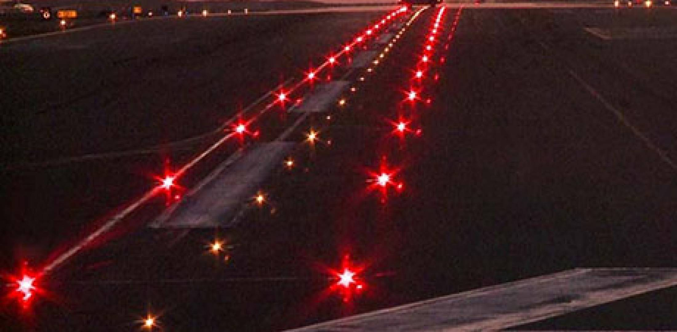 Runway Safety Lights Now Operational At Dulles News