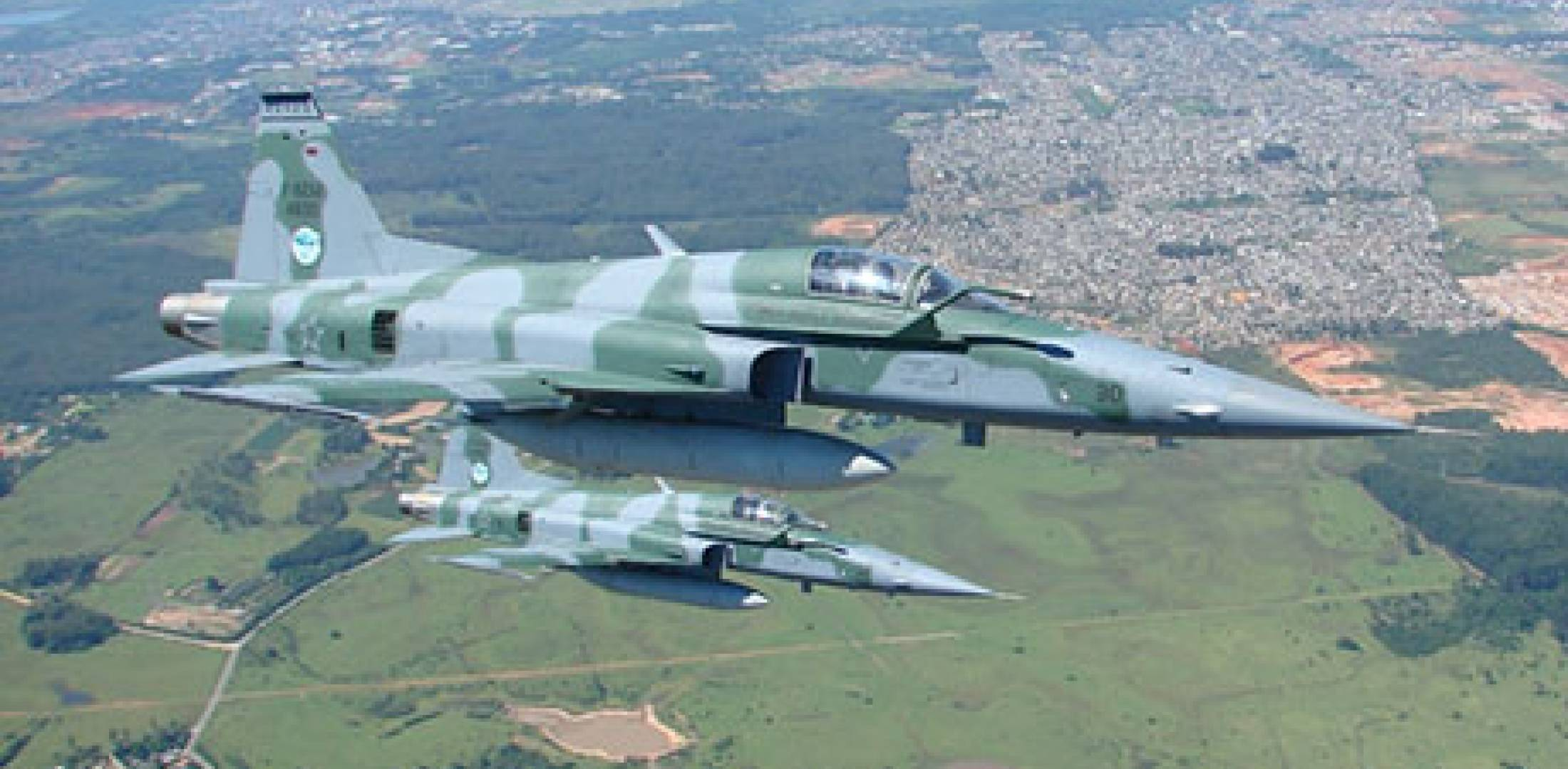 Brazilian Air Force Pushes For Deferred New Fighter