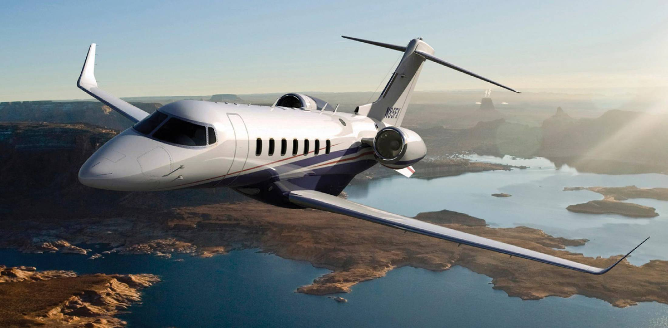 When the still-developing Learjet 85 joins its forebears, its designers expect it will continue Bill Lear's vision of creating a beautiful aircraft that outperforms the competition.