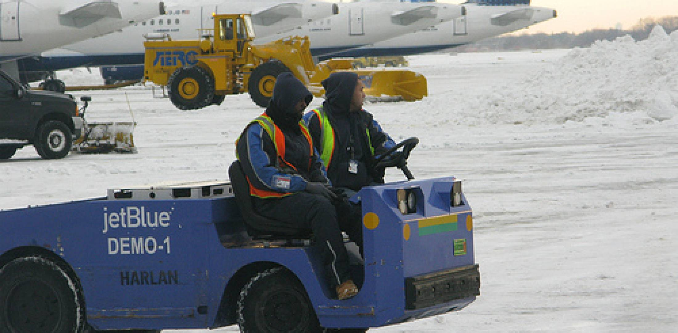 Weather Plays Havoc with U S  Air Transport System | Air
