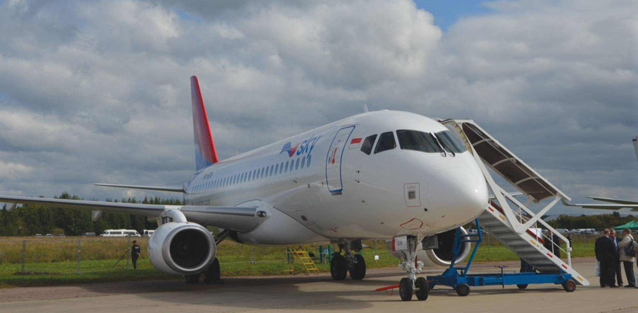 Superjet Customers Now Enjoy A Competitive Financing Package