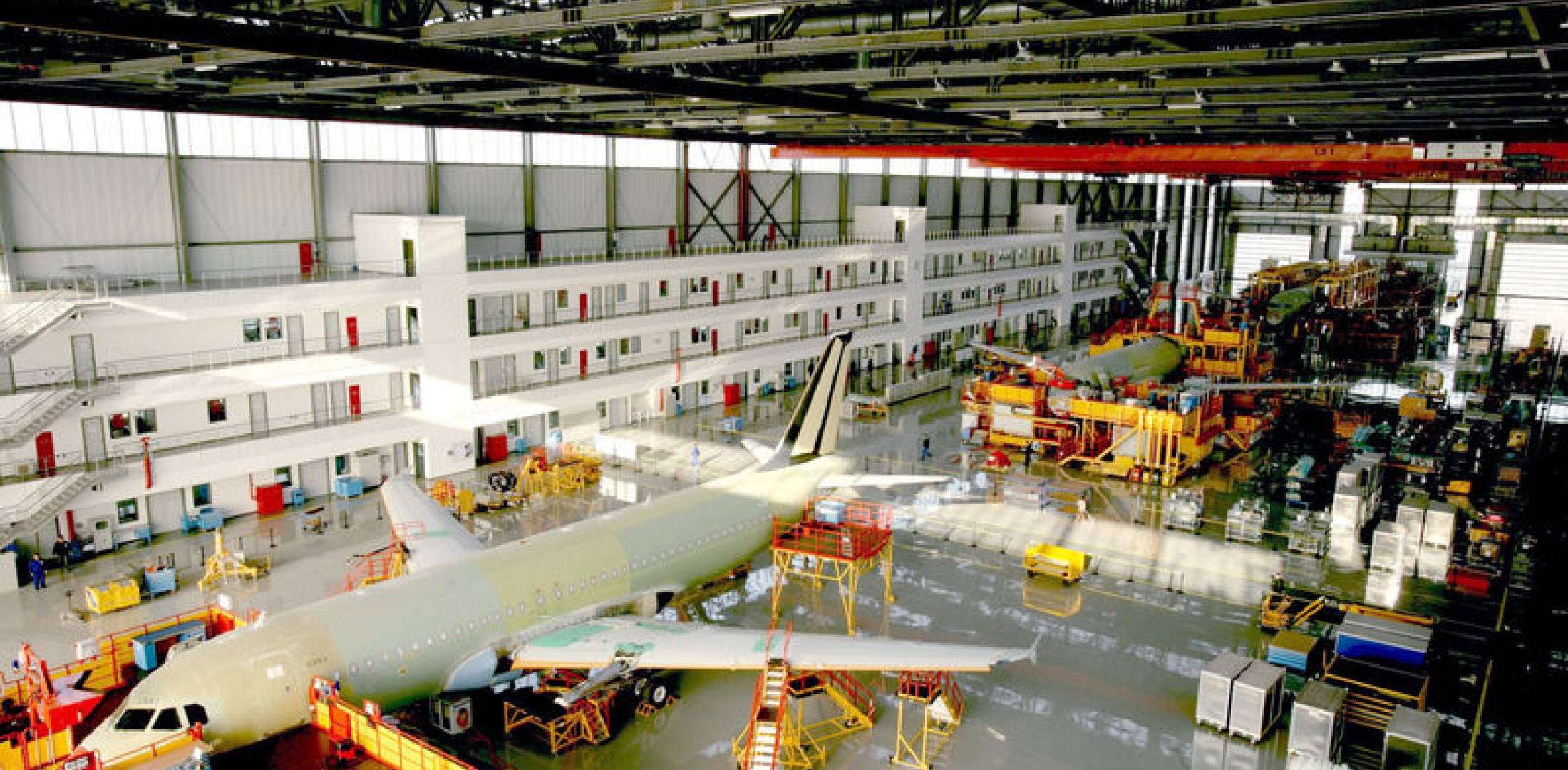 Image result for Tianjin factory Airbus