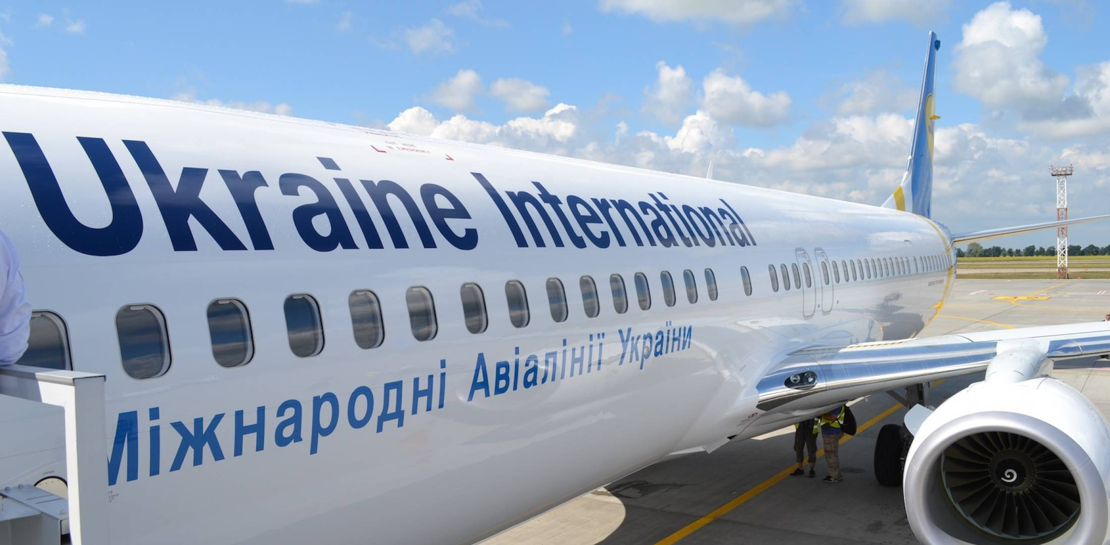 Ukrainian airlines barred from russian airspace air transport news ukraine international airlines can no longer fly its boeing 767s over russia from kiev to several points east photo ukraine international airlines publicscrutiny Gallery