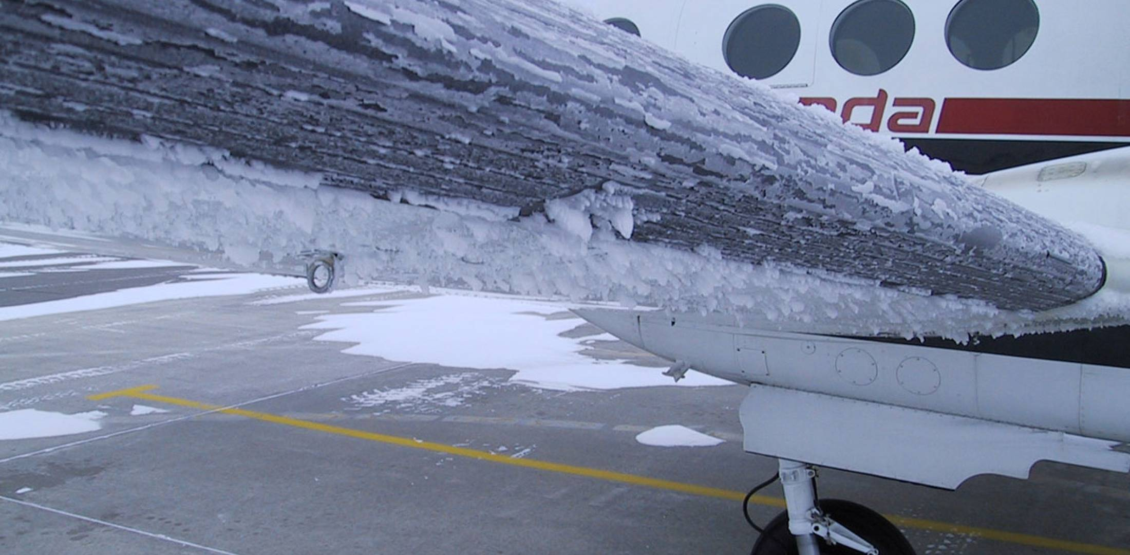Faa Updates Icing Certification Requirements News Aviation