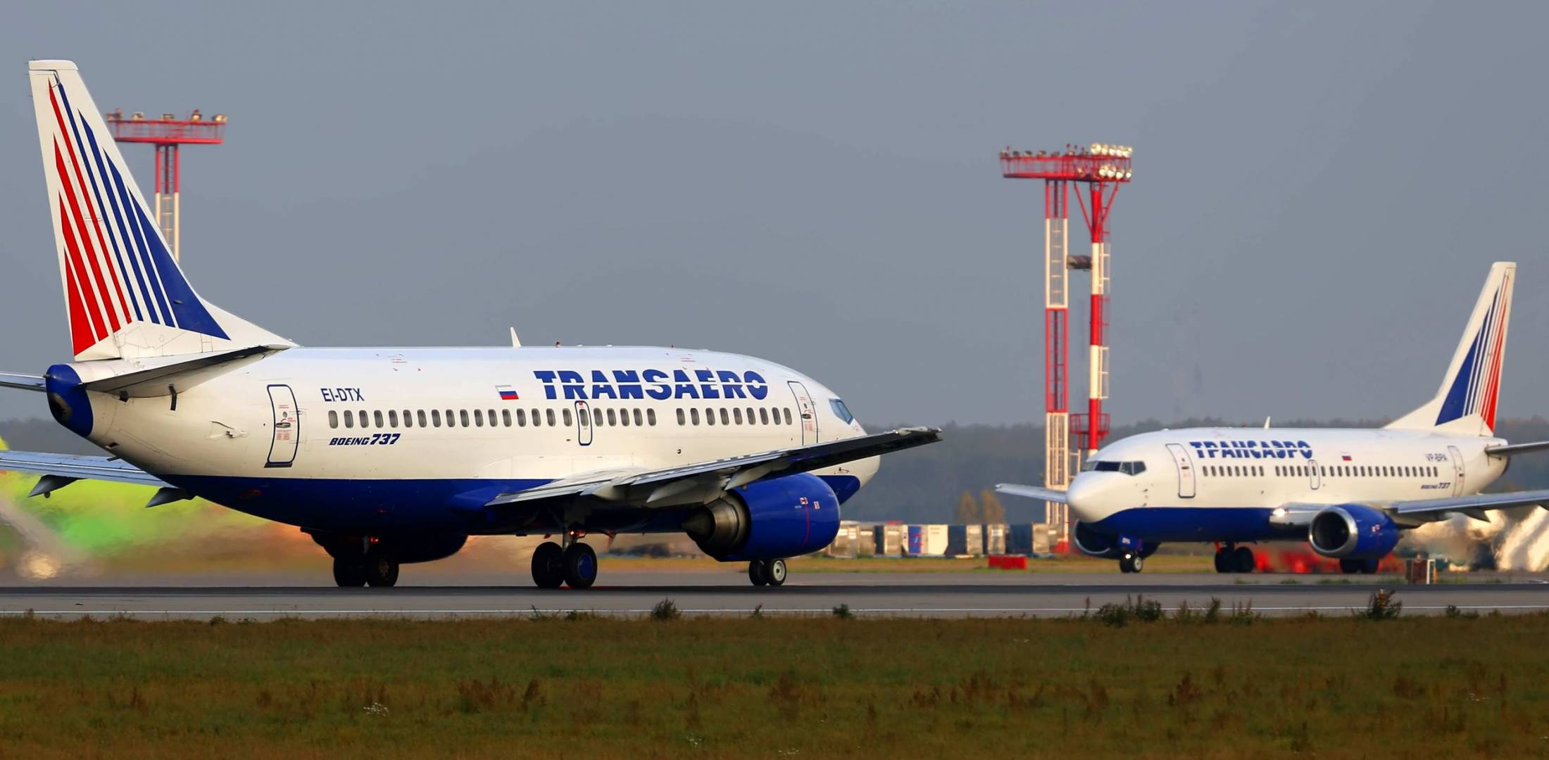 Airlines of Russia: a selection of sites