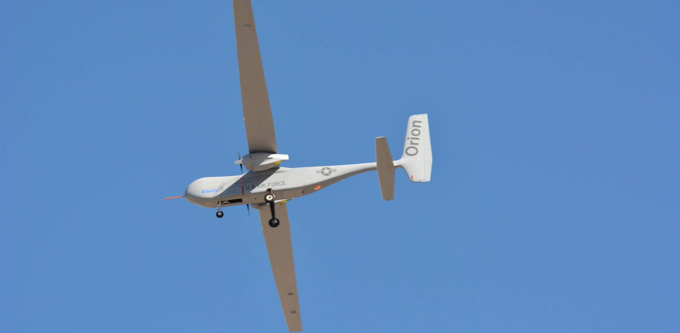 Aurora Flight Sciences' Orion unmanned aircraft system