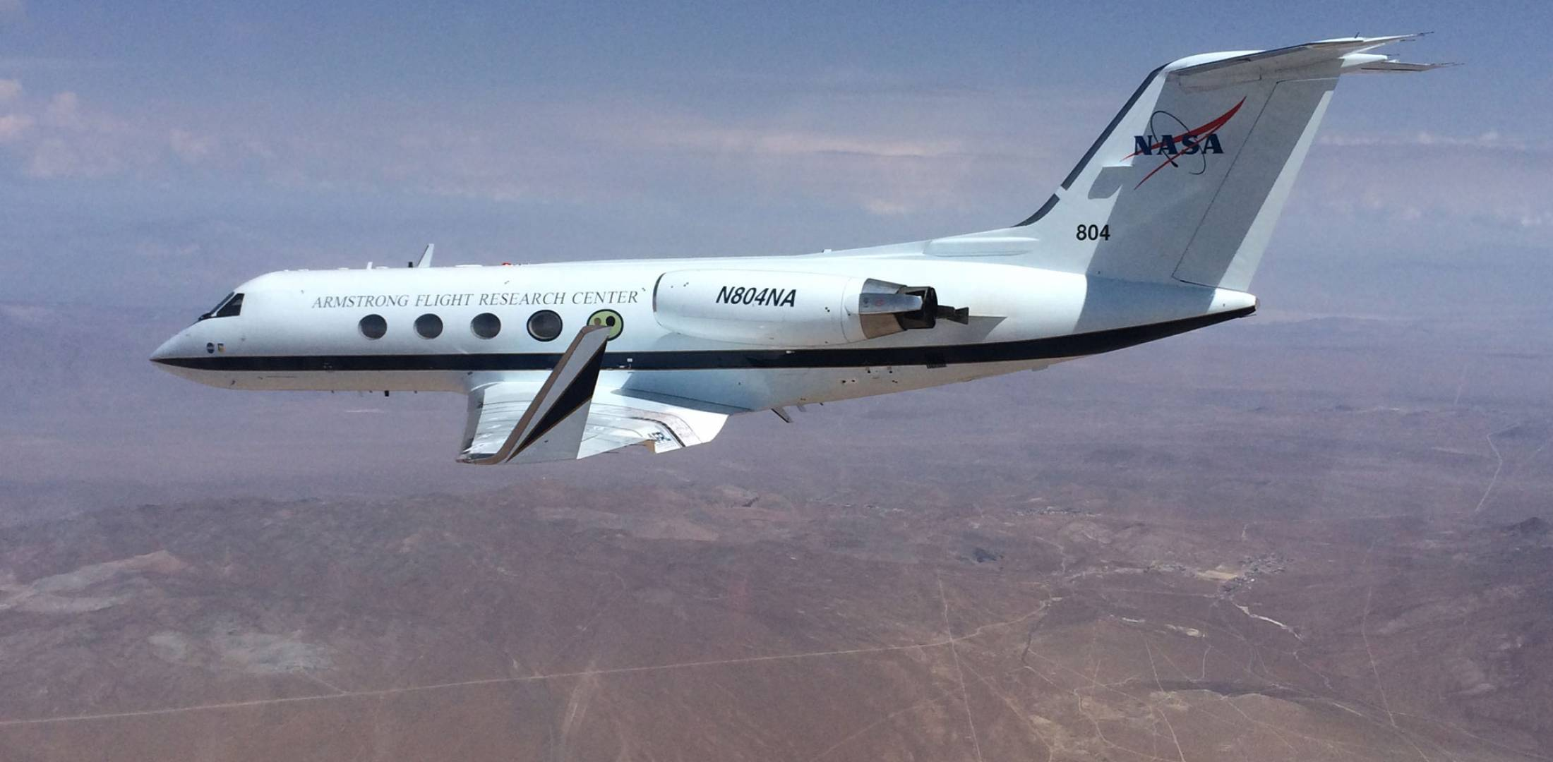 GIII testbed with wing morphing technology