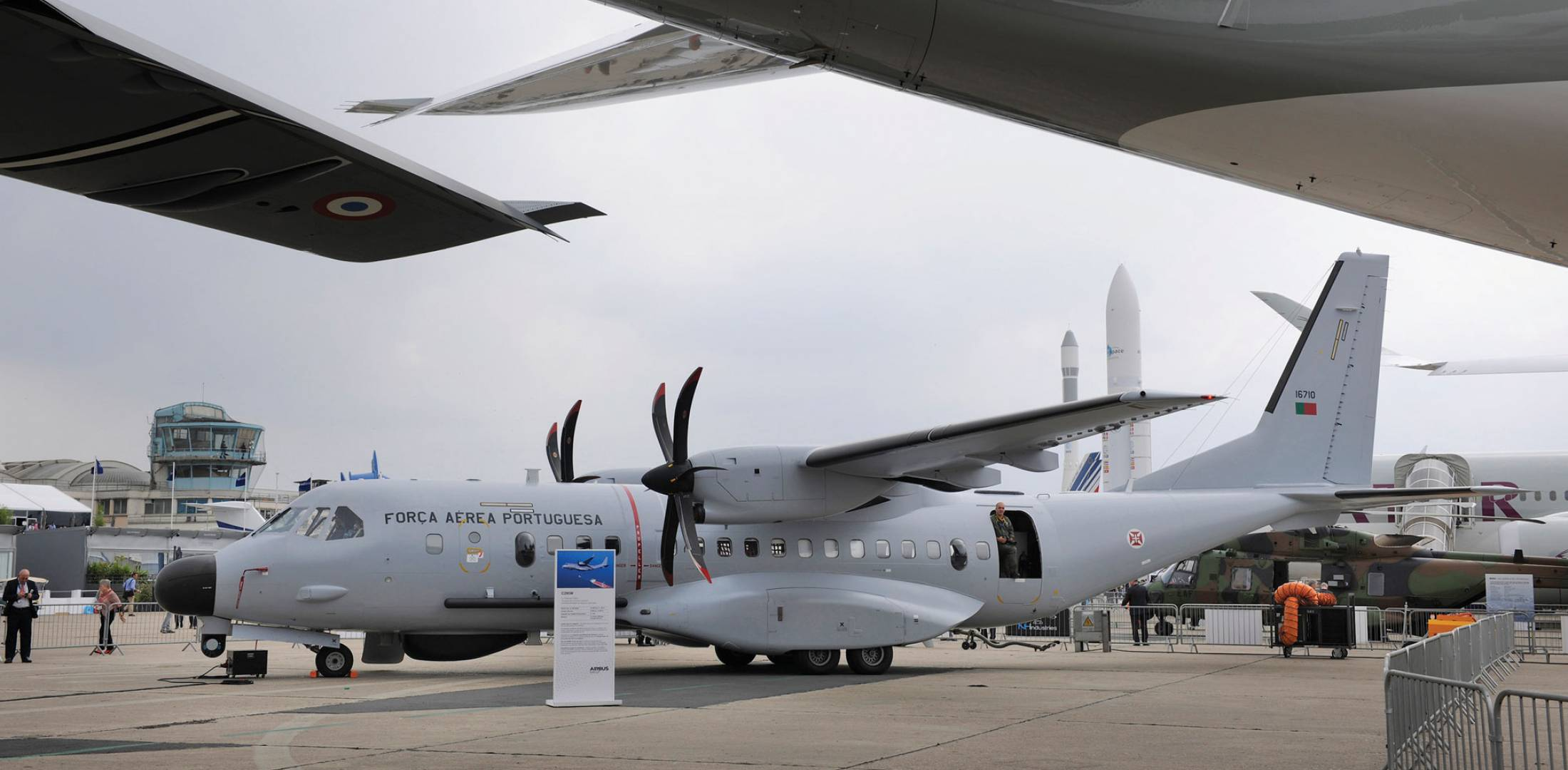 C295W airlifters