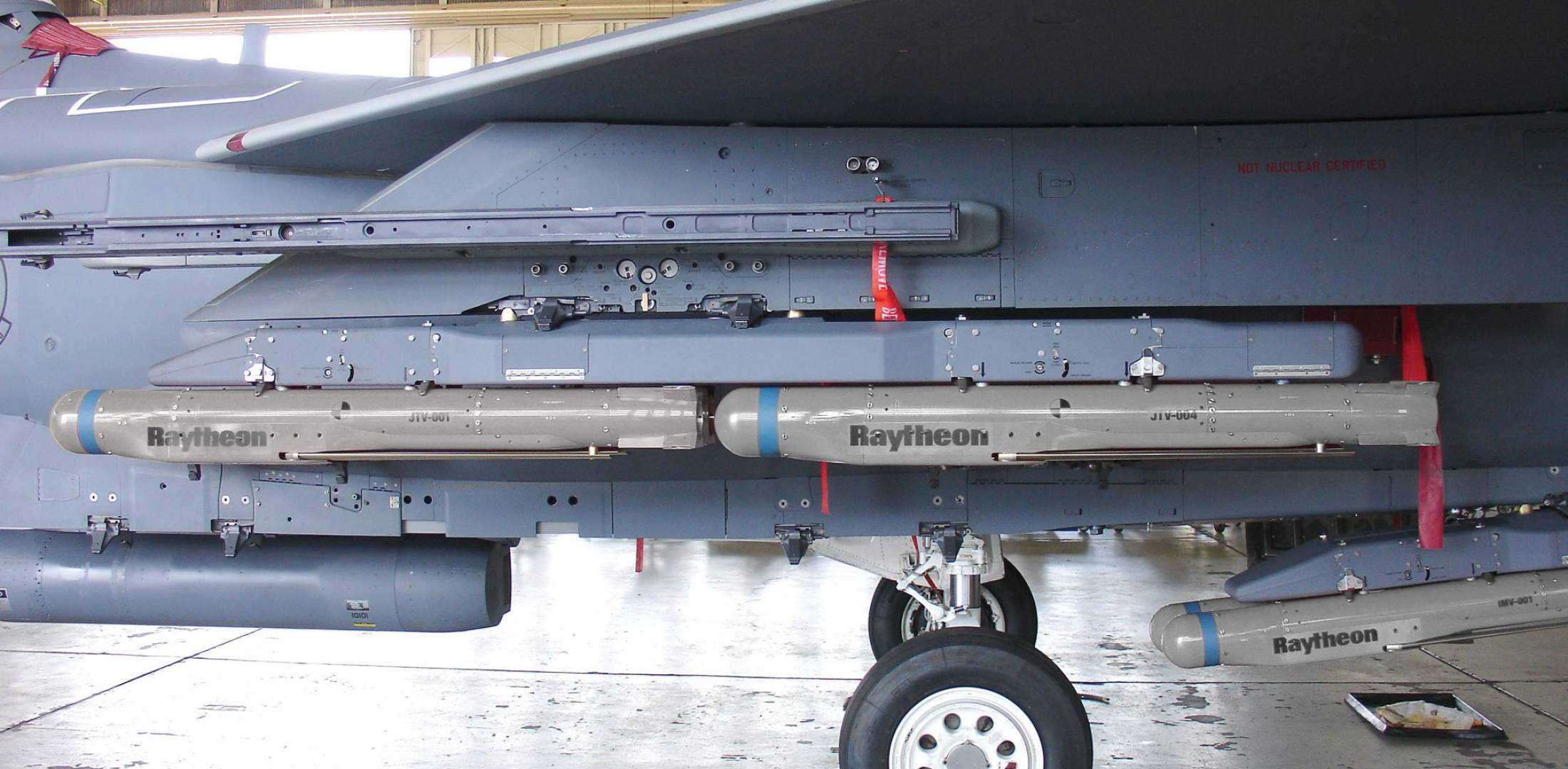 small diameter bombs on an F-15e
