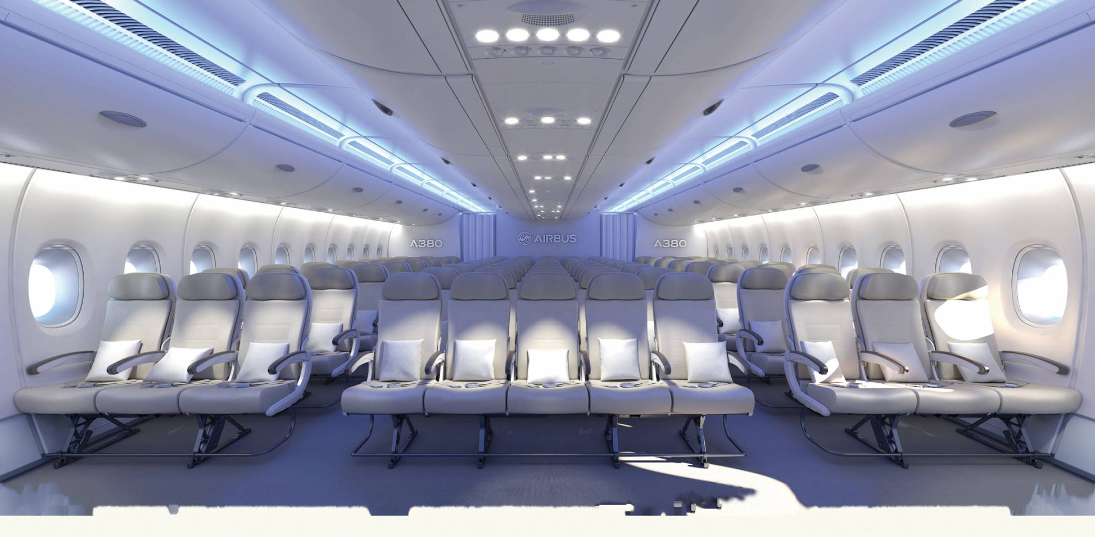 Airbus Details A380 11 Abreast Option Air Transport News
