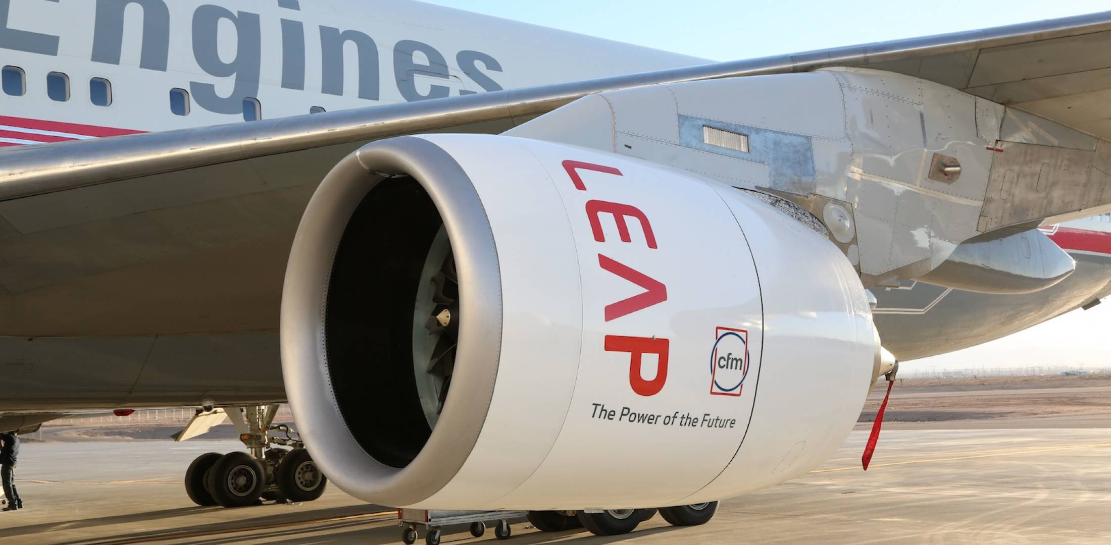 Cfm Delivers First Leap 1c To Comac Air Transport News Aviation