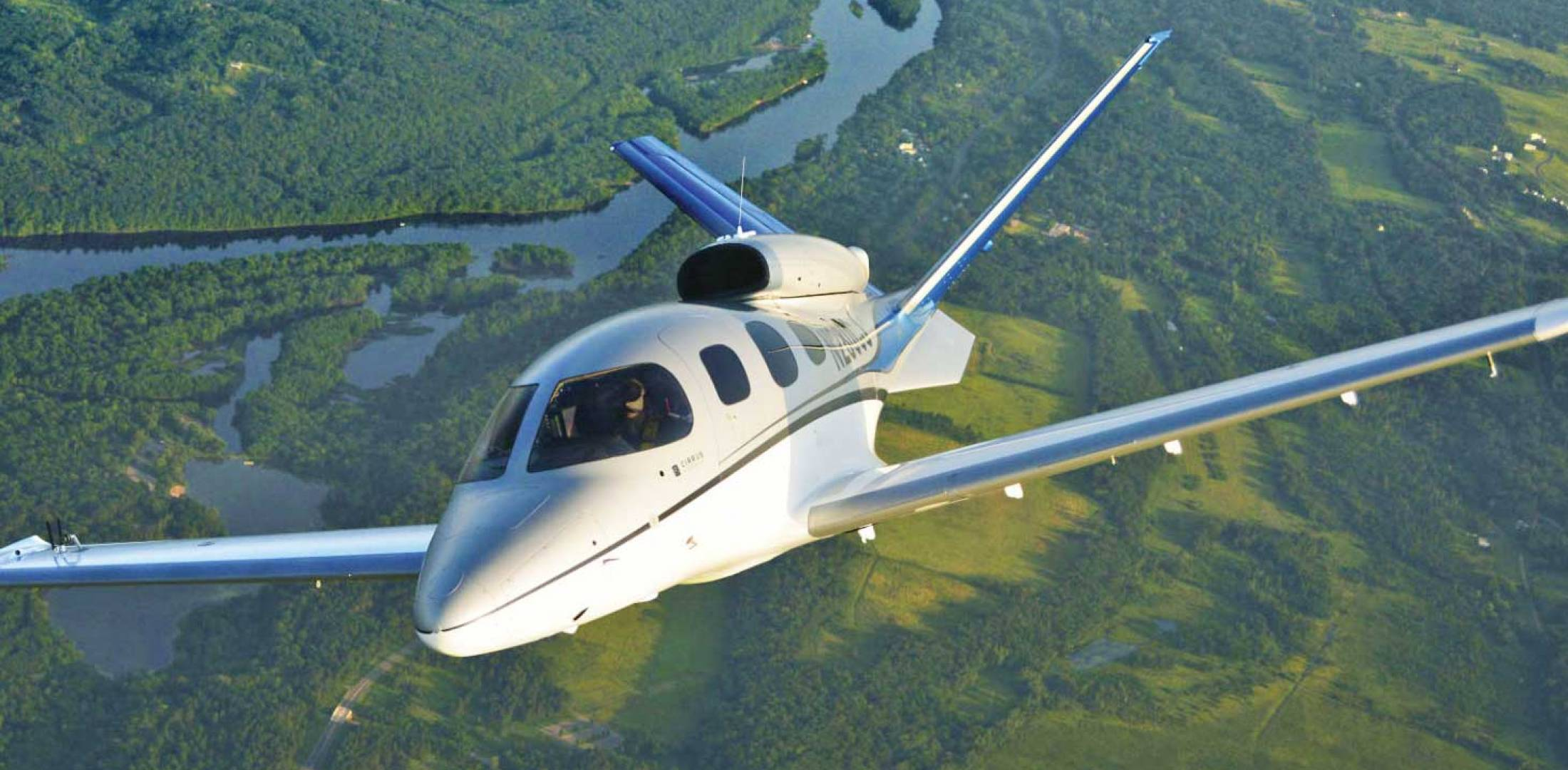 Cirrus In The Home Stretch On Vision Jet Business