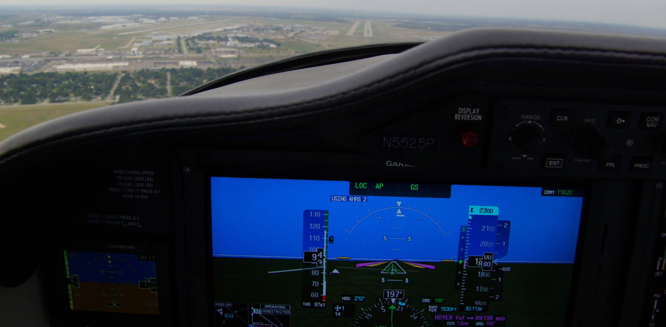 Hands On: TTx Is Cessna's Speediest Single | Business