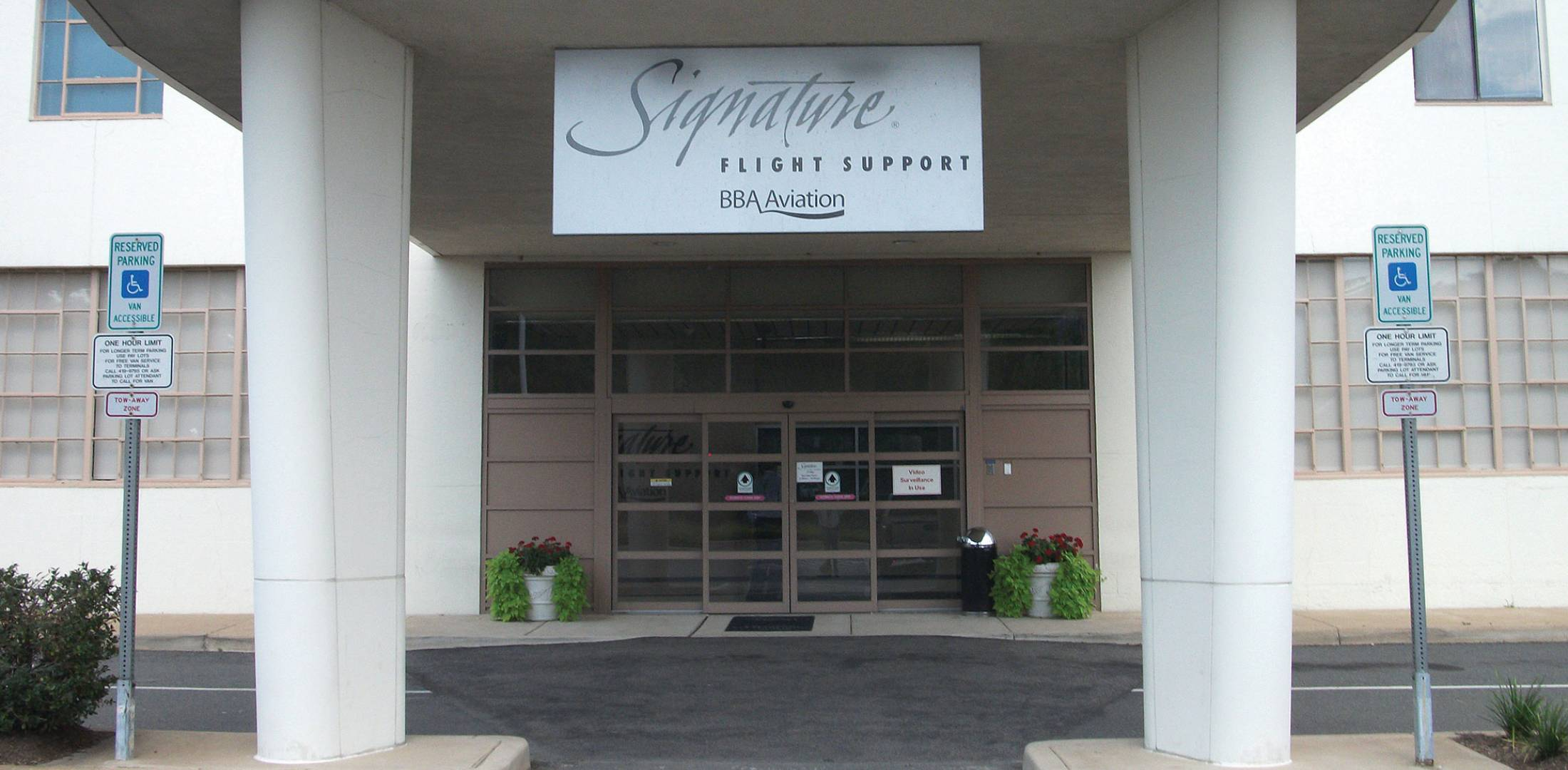 Once the flagship location for Signature's massive FBO network, Reagan Washington National Airport  is still a vital link in the chain. Though pre-9/11 numbers are unlikely to ever return, relaxation of some key restrictions could boost traffic at the site just across the Potomac from the nation's capital.