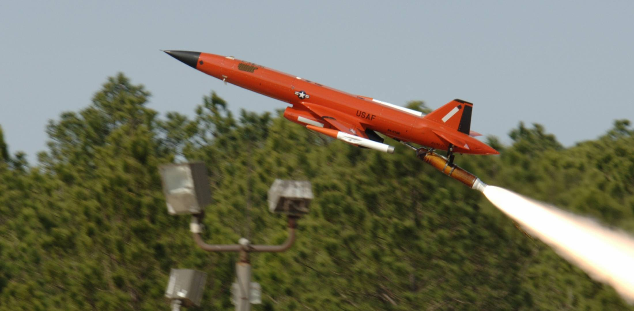 BQM-167A subscale aerial target