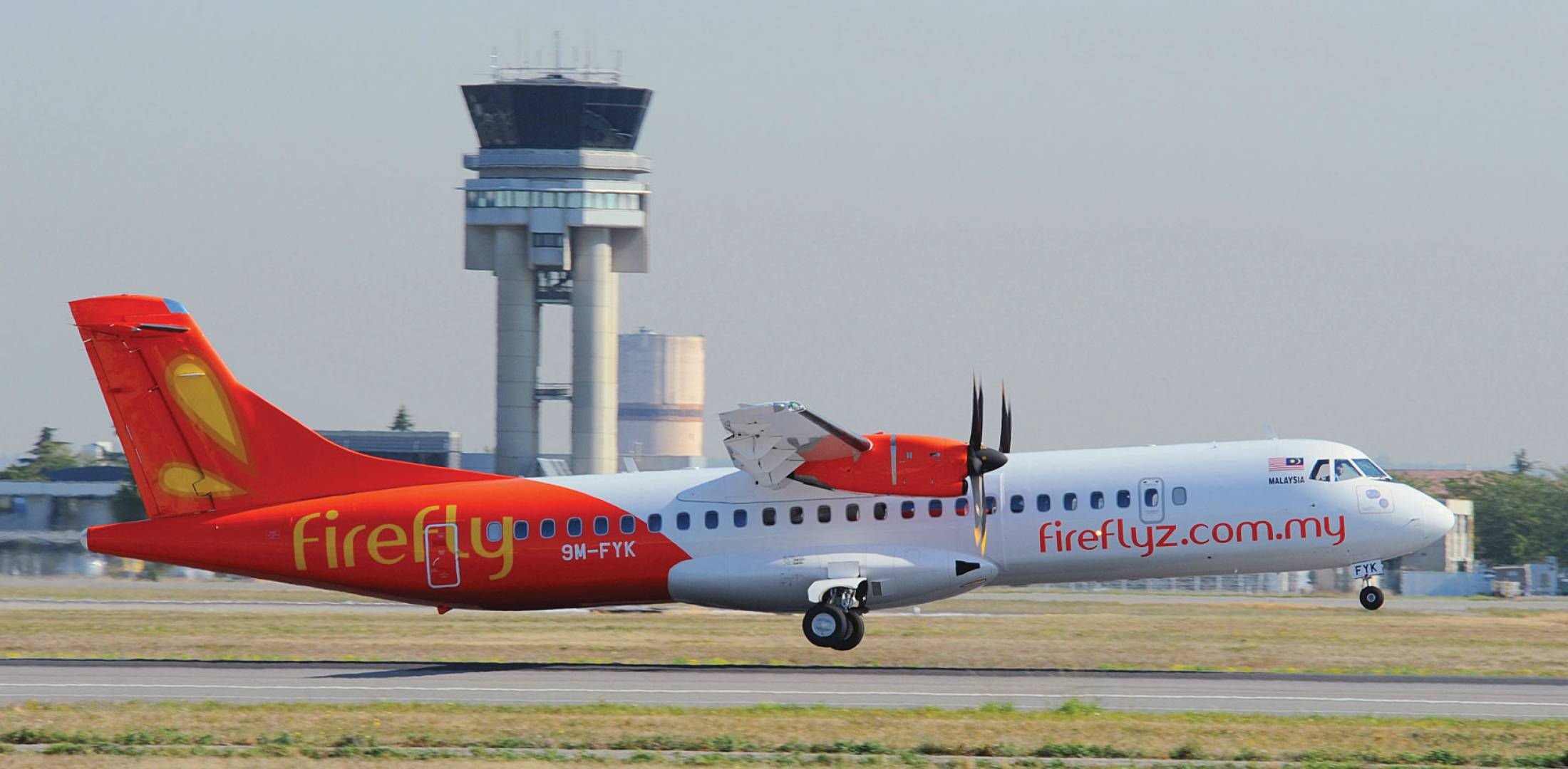 A subsidiary of Malaysia Airlines, Firefly operates 19 ATR 72s, a mix of -500s and -600s.