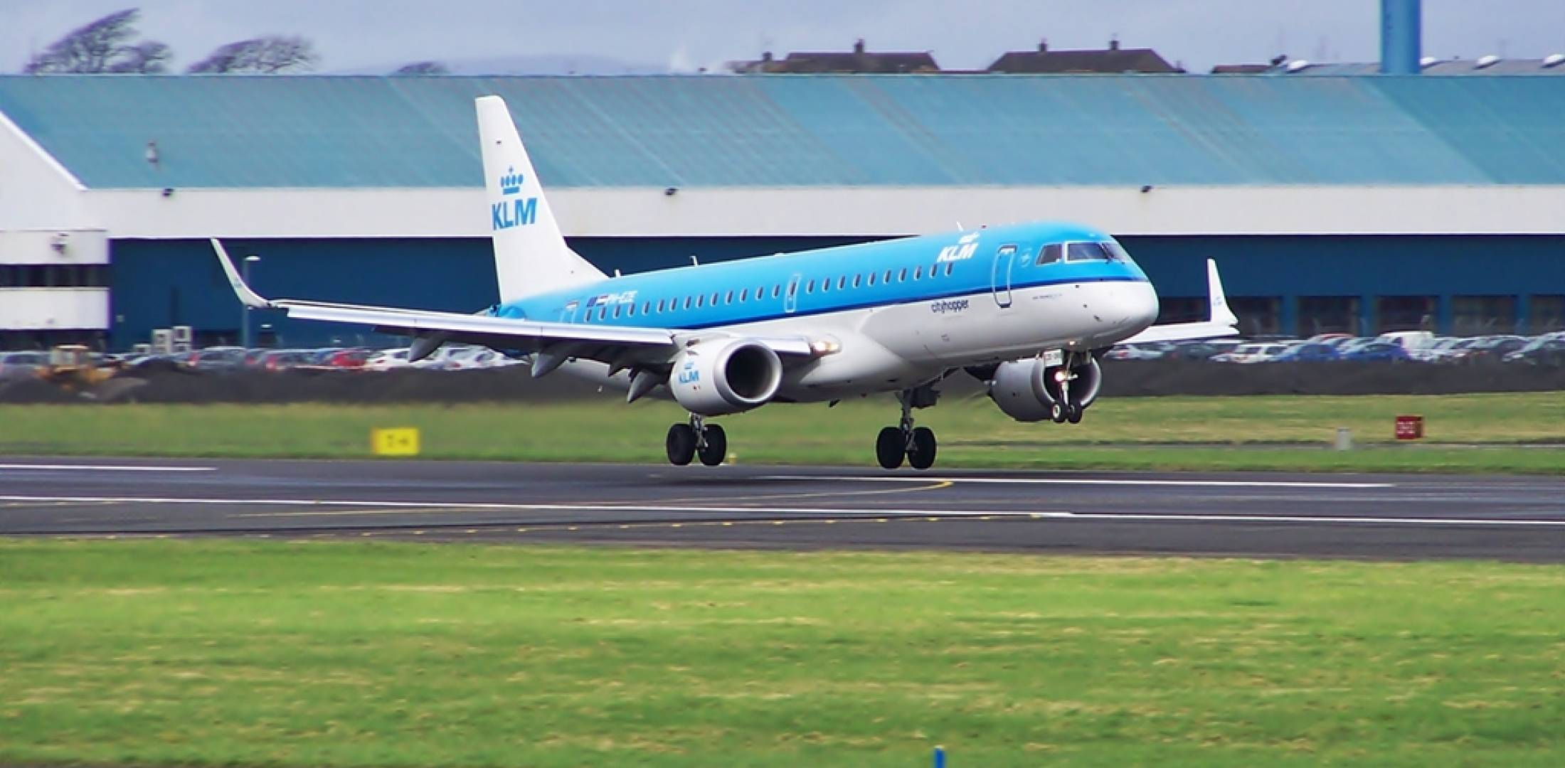 Klm Launches New Biofuel Initiative With Embraer 190 Air
