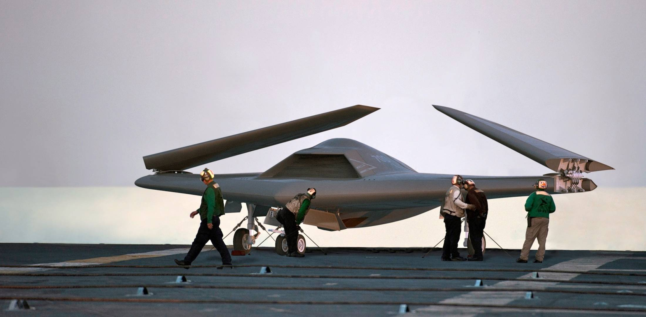U S  Navy Readies Requirements for Unmanned MQ-25 Stingray