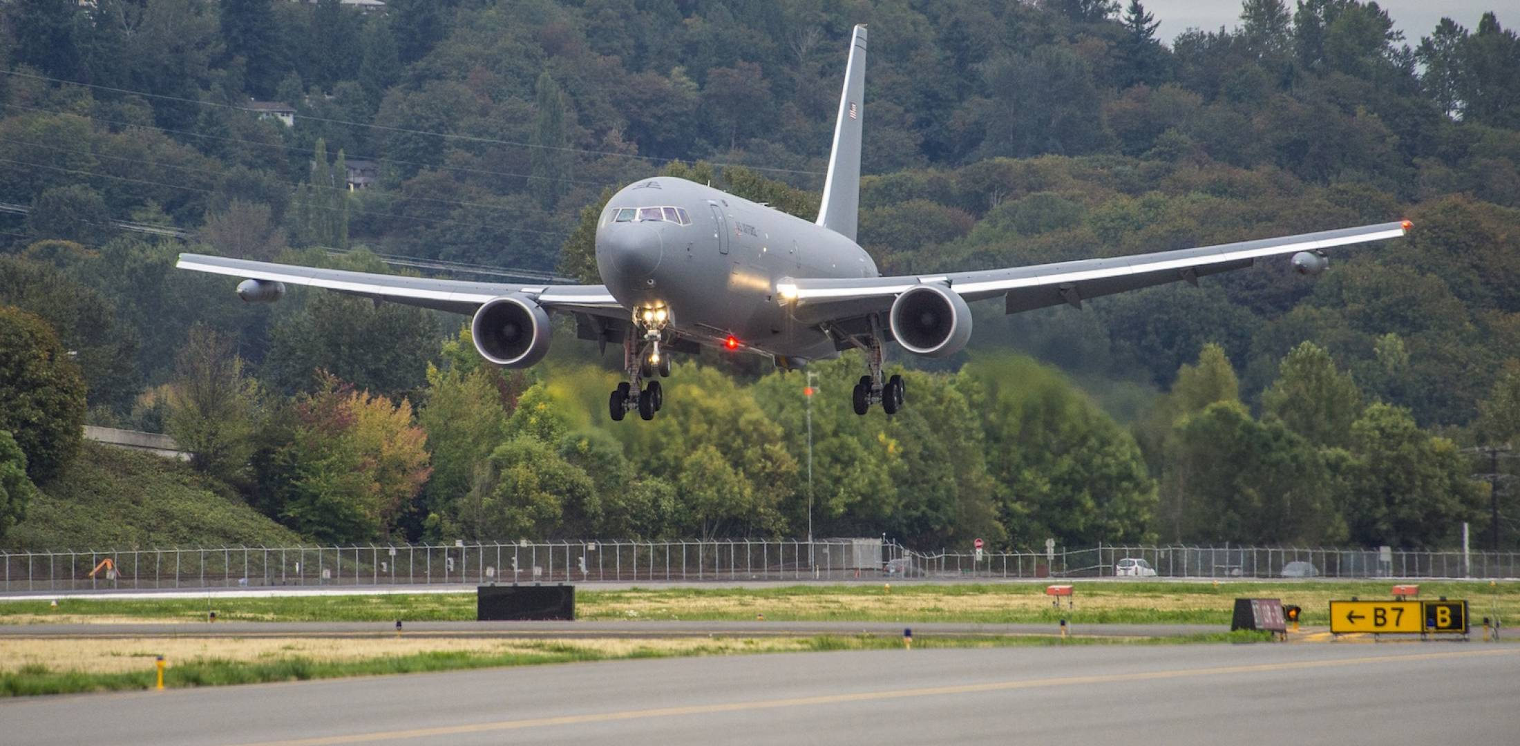 Boeing Faces 'Challenging Road' to Delivering KC-46A Tanker