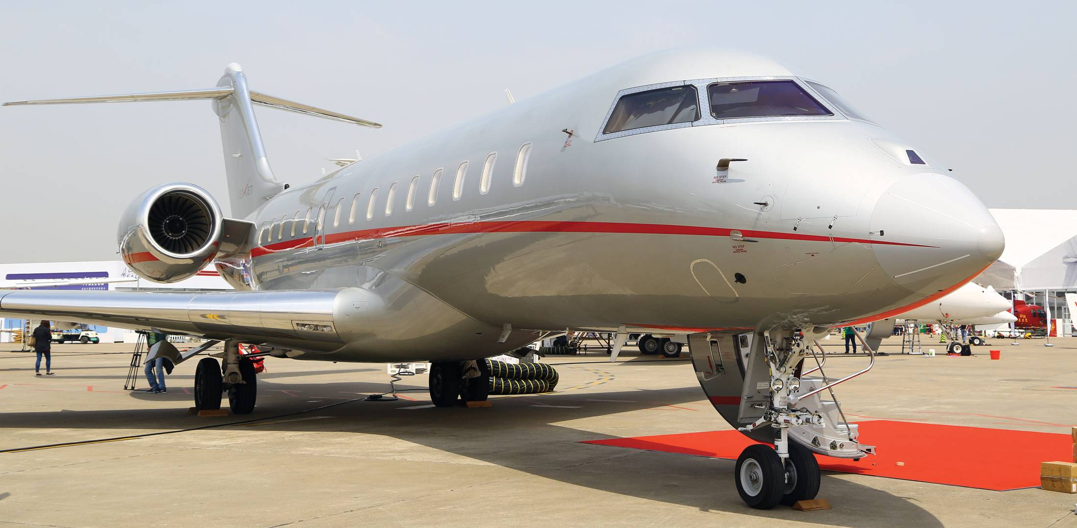 Vistajet sees expanding global opportunities business for Large cabin business jets