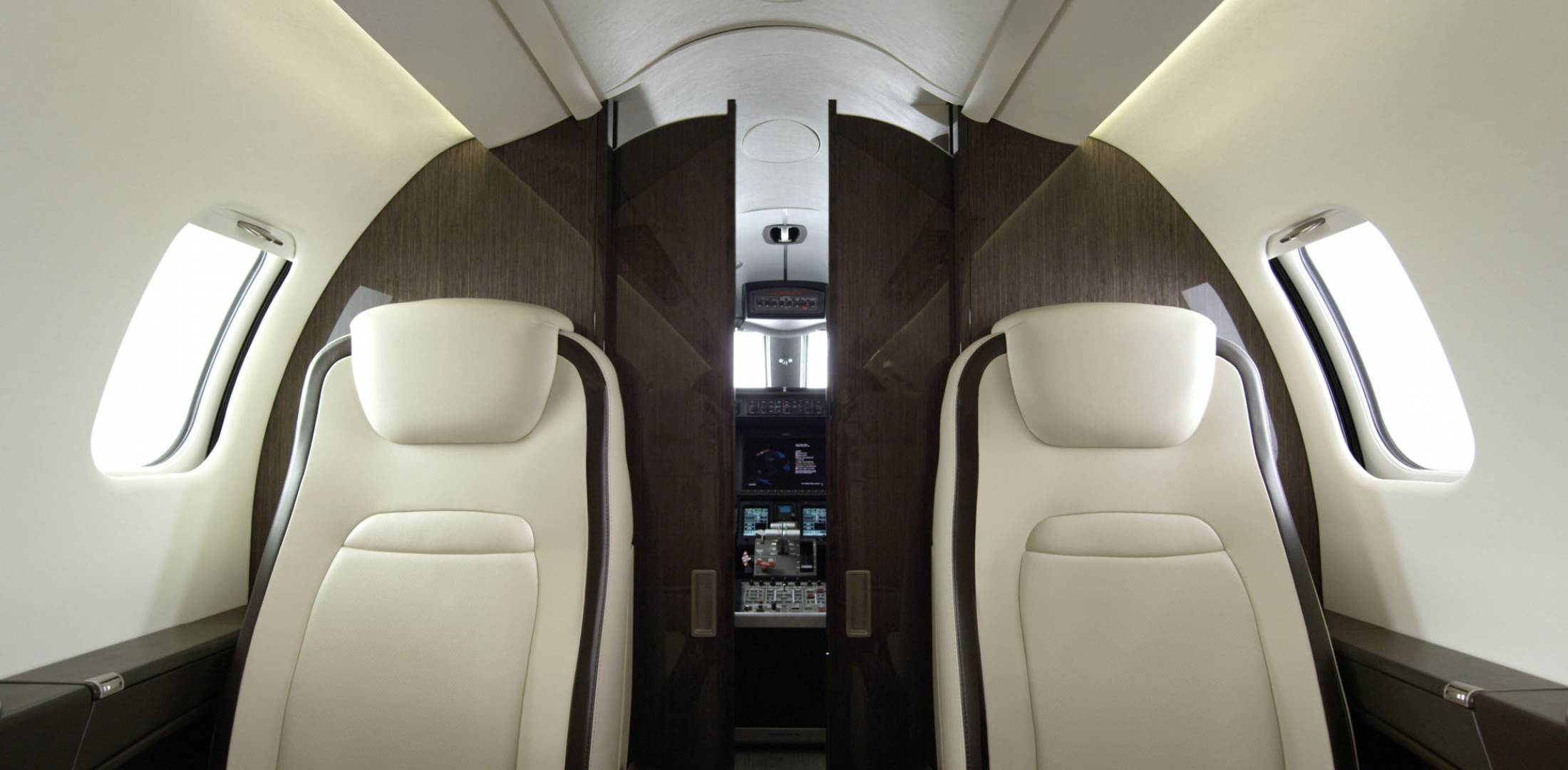 Cabin Door Brings Quiet And Big Jet Feel To Lear 75 Business