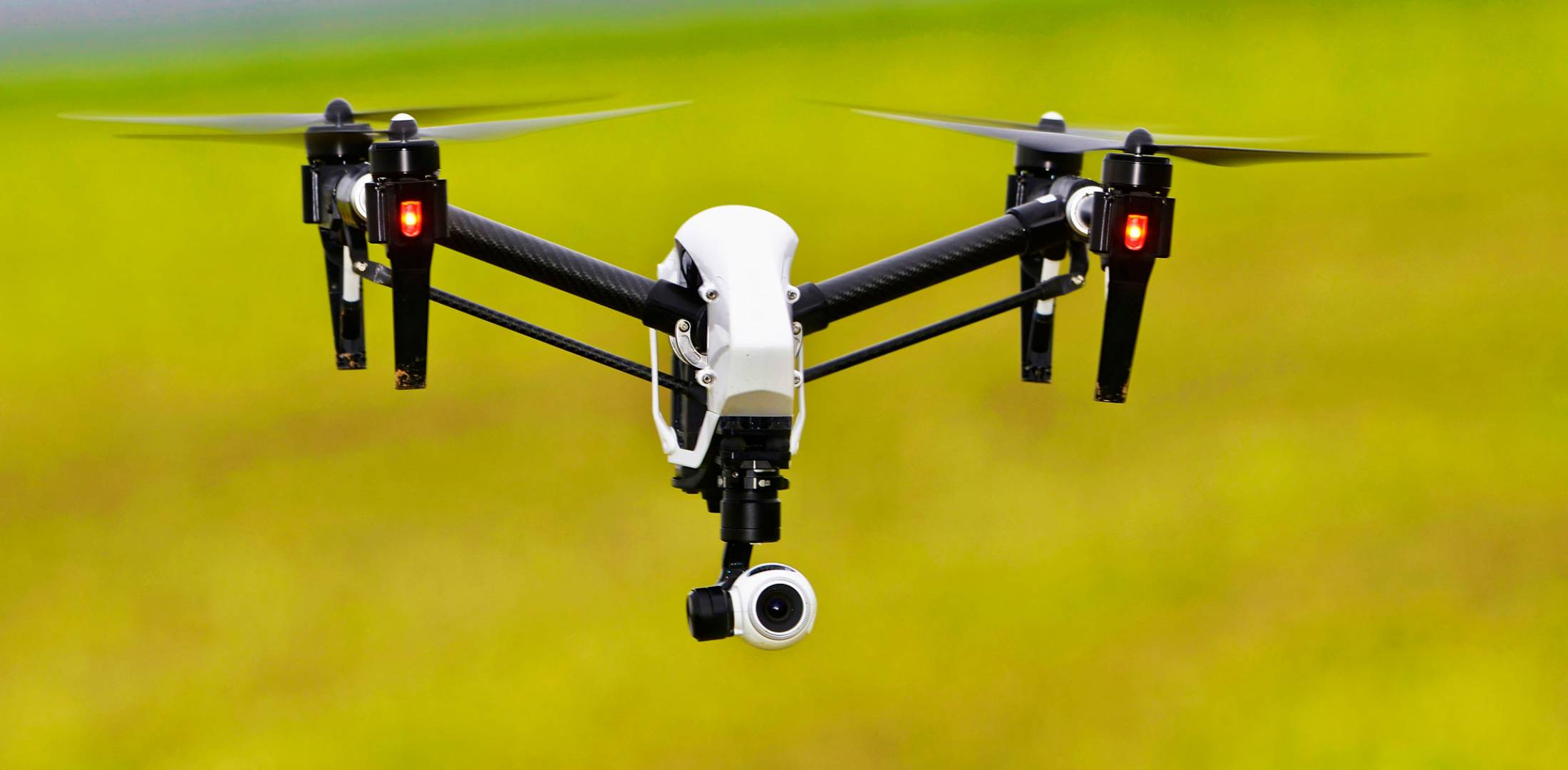 RTI Forensics, a forensics investigation firm audited by Wyvern, uses the DJI Inspire 1 quadcopter in its operations.