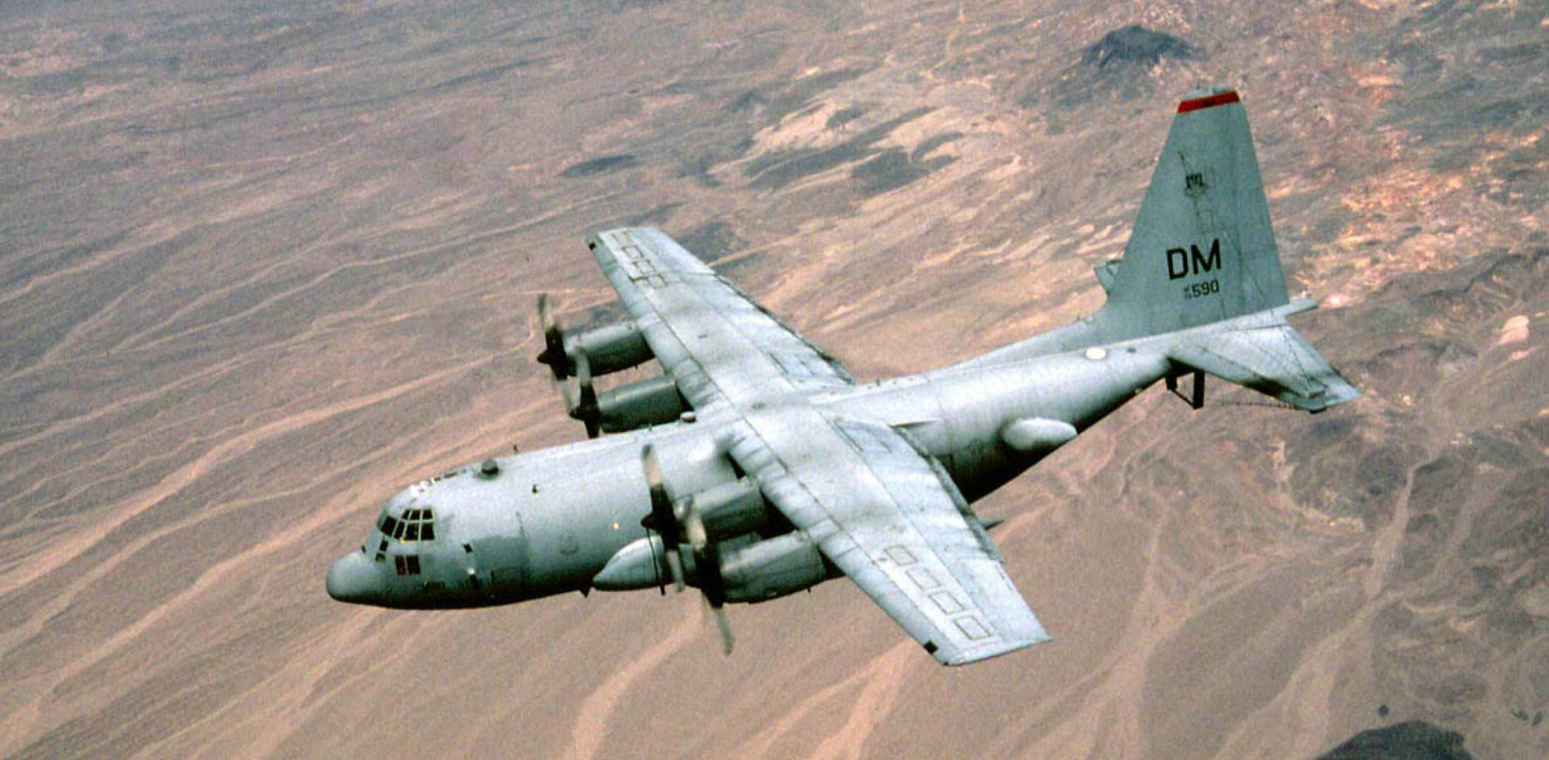 White House, Congress Differ on EC-130H Recapitalization