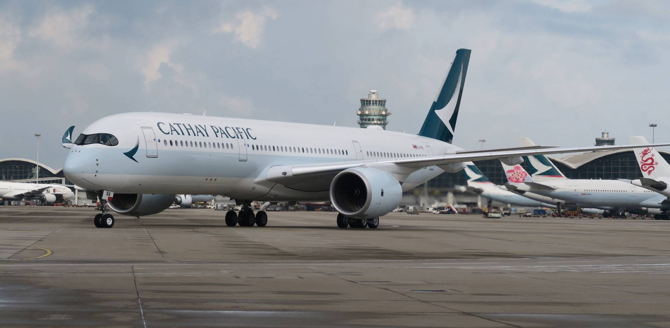 Cathay Pacific Becomes Satair's First Customer for A350XWB IMS Program | Aerospace News ...