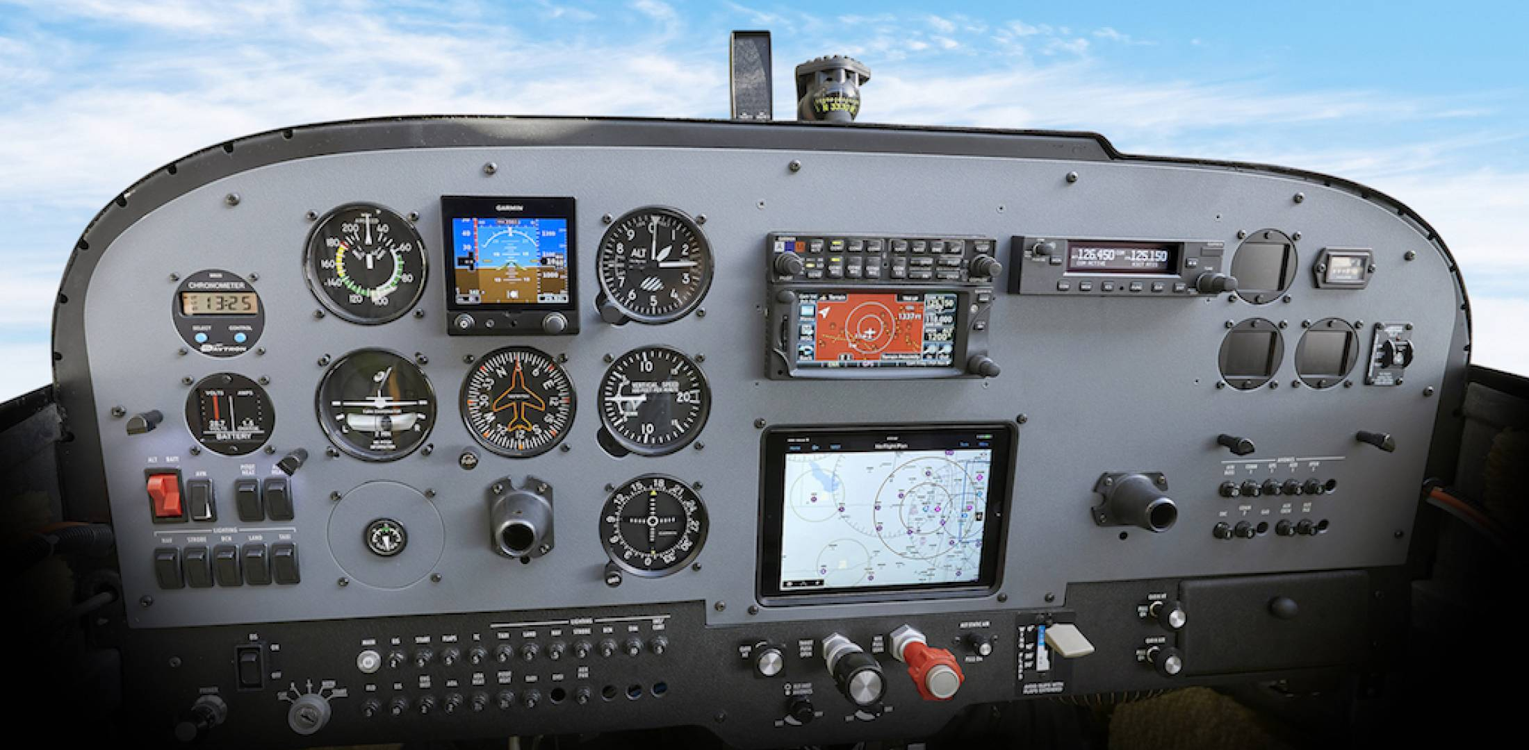 Garmin G5 EFIS STC'd for Certified Aircraft | General