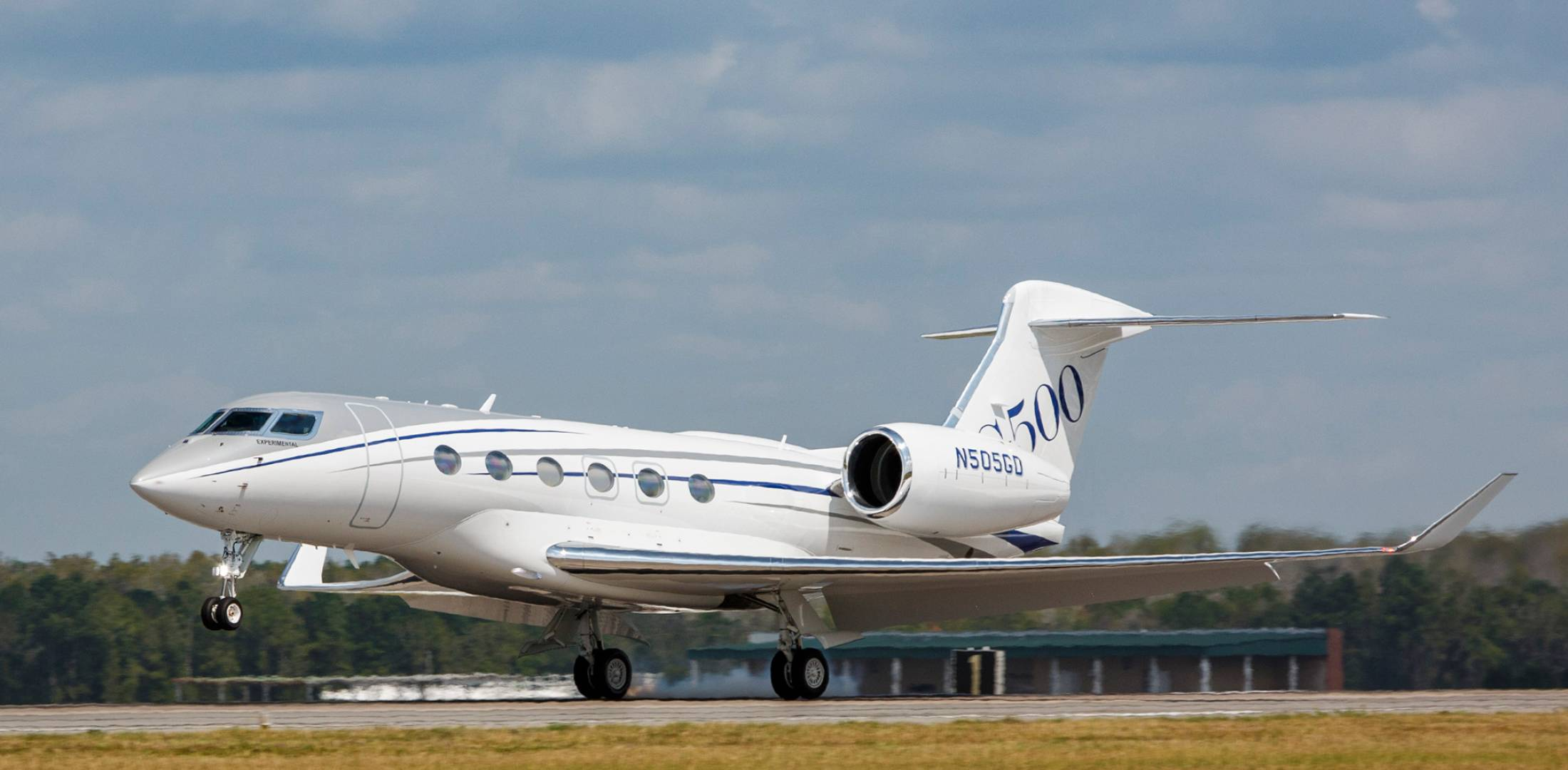 Gulstream G500