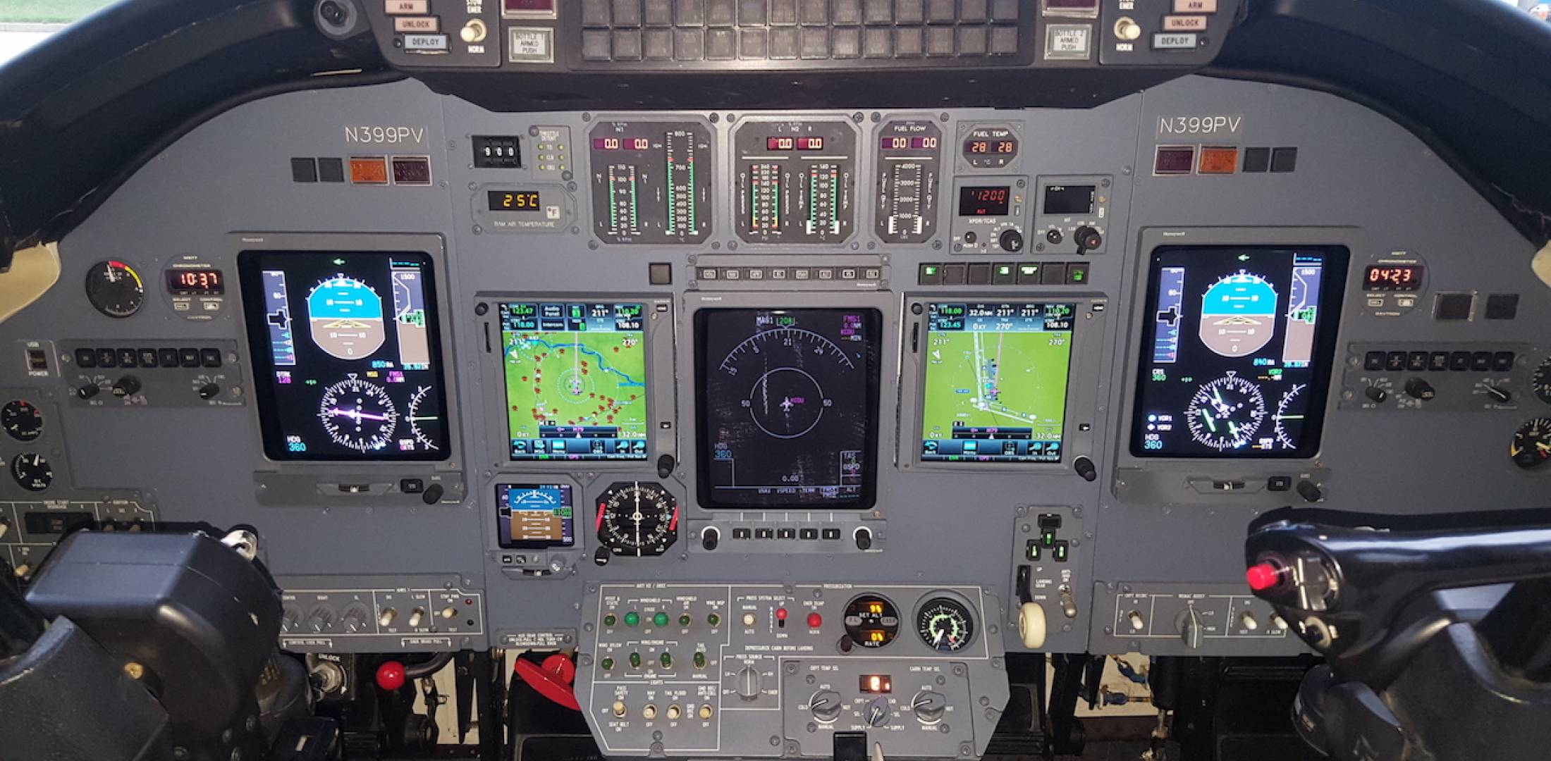 Columbia Avionics Certifies ADS-B OUT for 560XL | Business