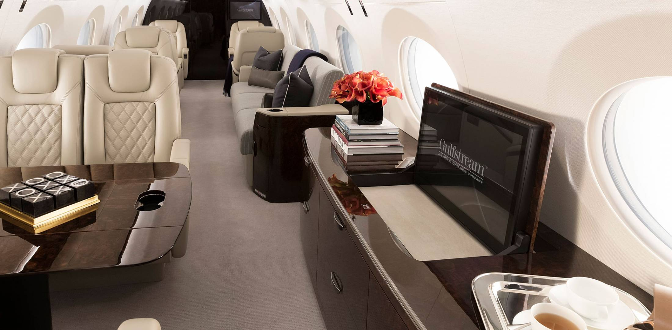 G500 Cabin Features New Interior Options And Styling