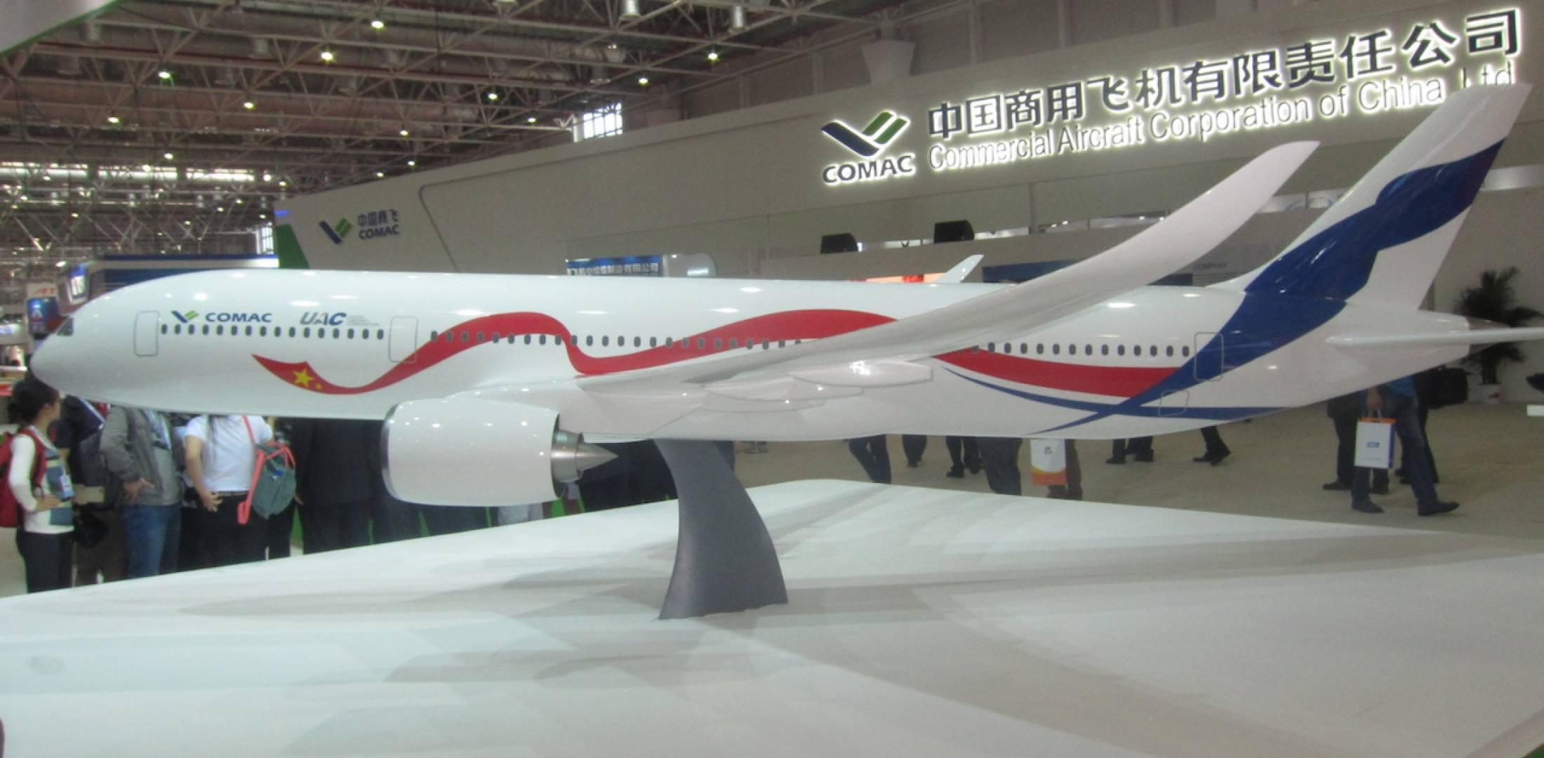 UAC and Comac Form Joint Venture for New Widebody | Air Transport
