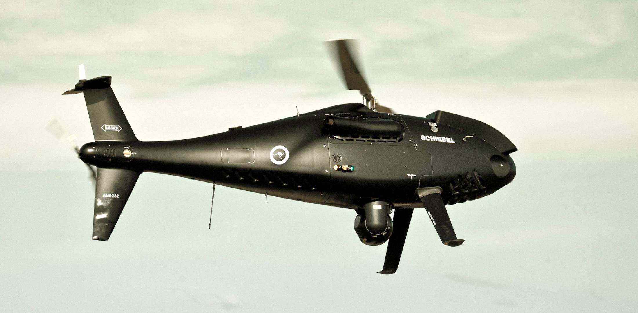 Schiebel S-100 Camcopter