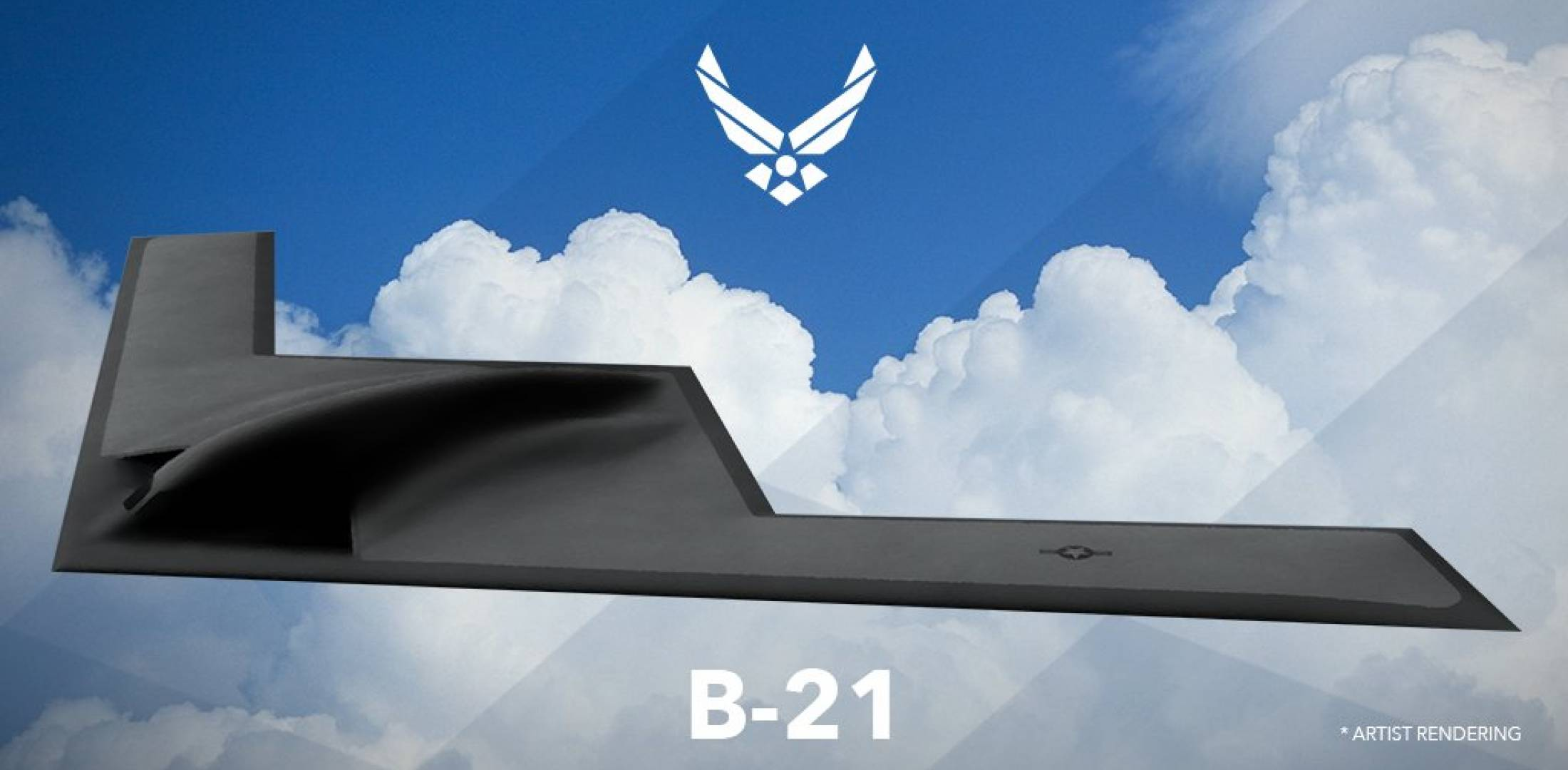 U.S. Air Force B-21 bomber
