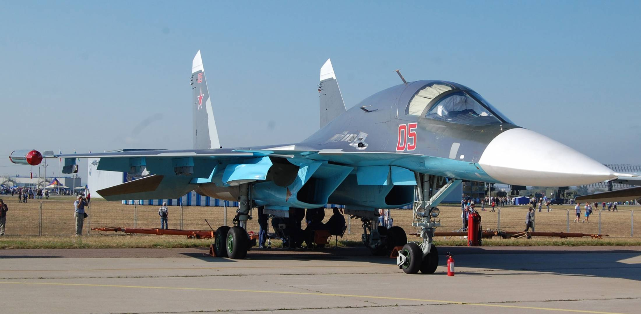 russia to ramp up production of sukhoi su 34 defense news