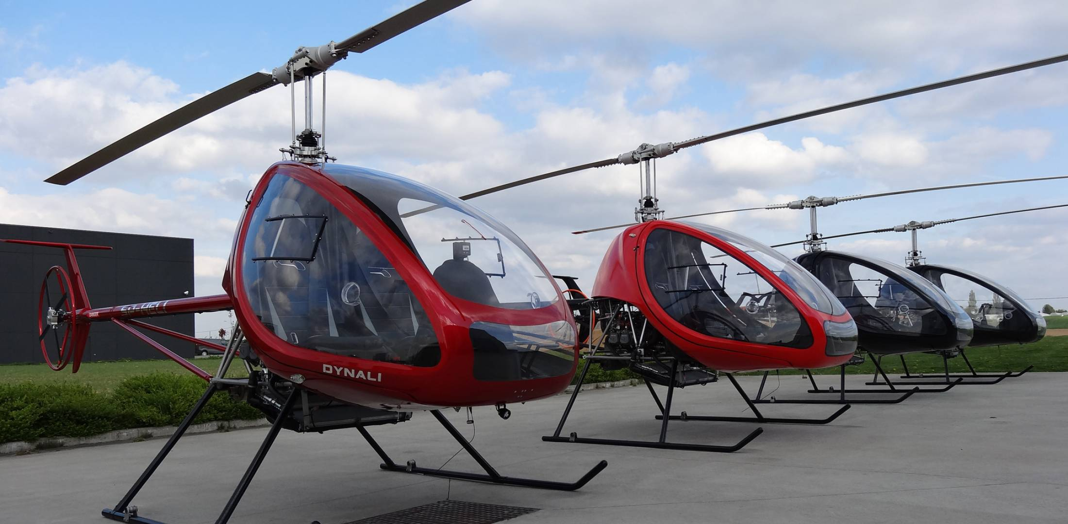 Dynali Helicopter H3 To Begin Shipping to U S  | General Aviation