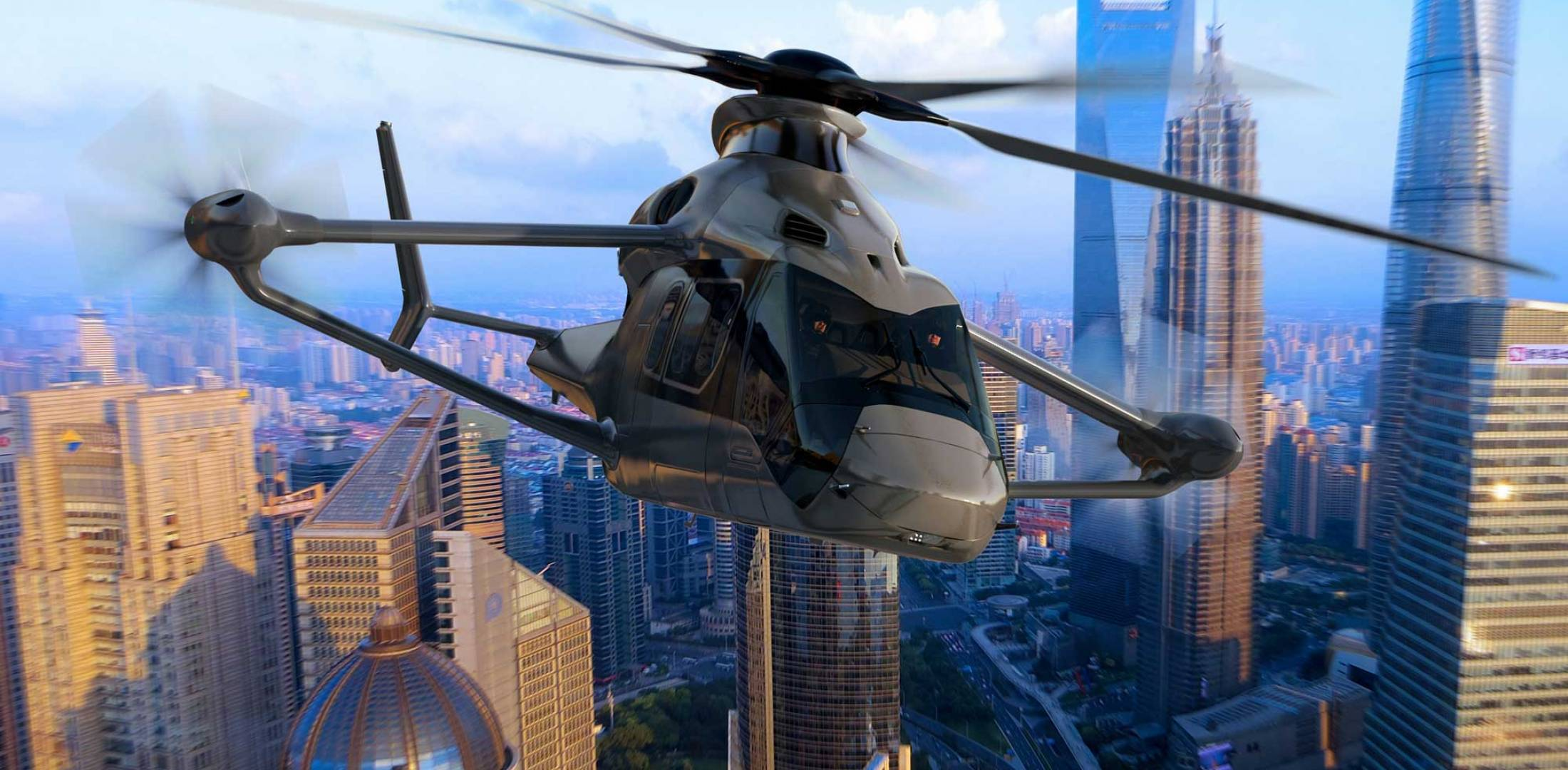 Airbus Helicopters Racer