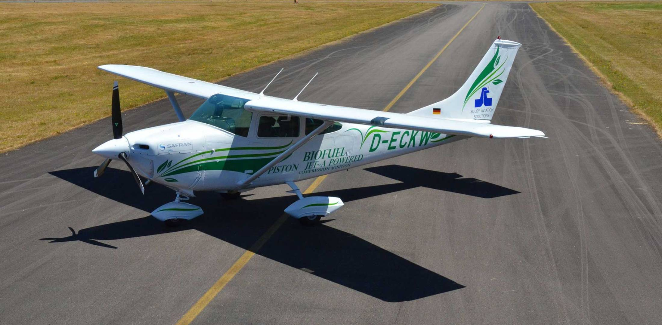 Soloy Sma Unveil Jet A Powered Cessna Skylane General