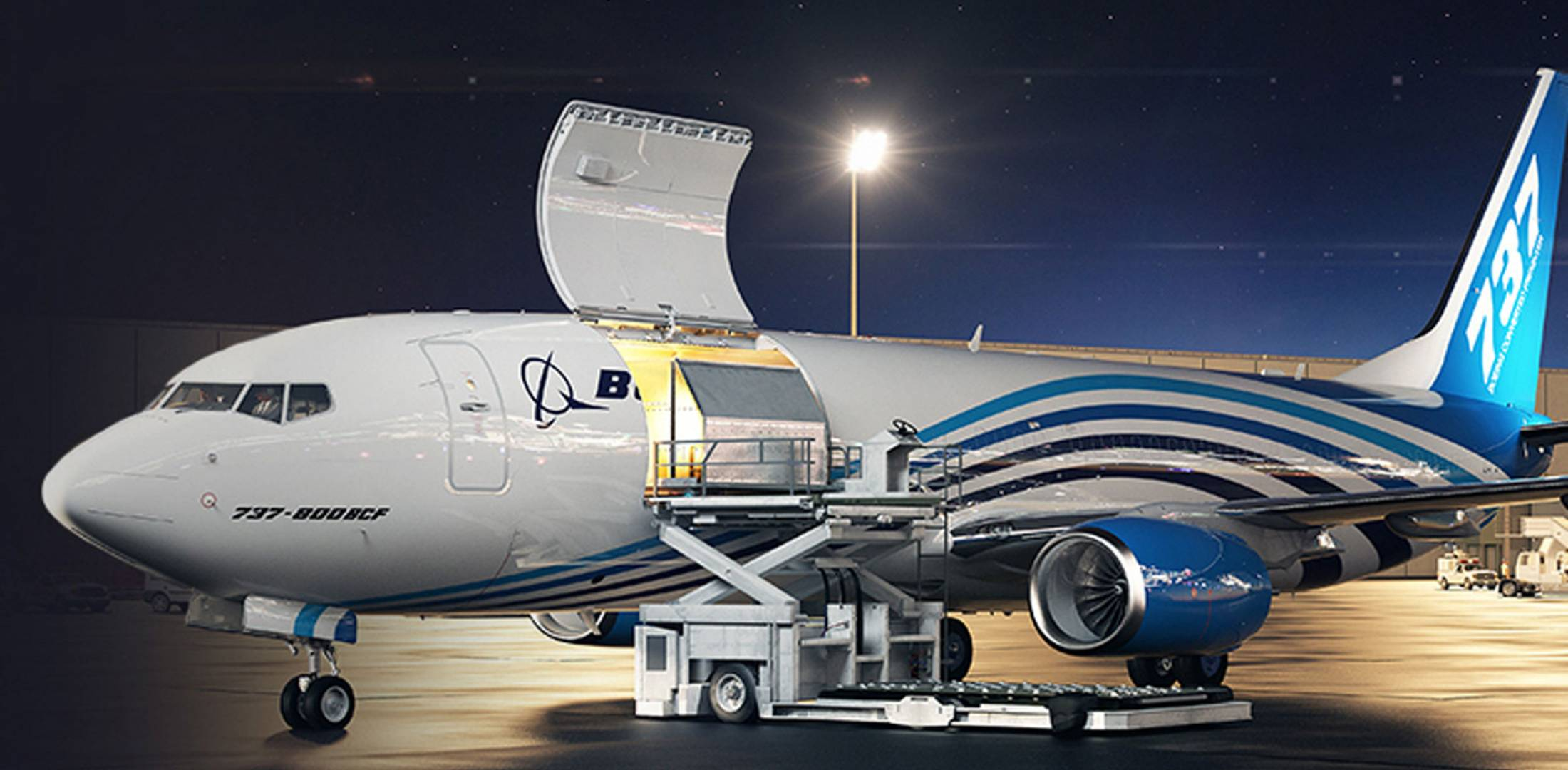 fb0b29d192 Growing numbers of mid-life Boeing 737-800s will become available for  freighter conversion at suitable market values in the 2019-2020 timeframe