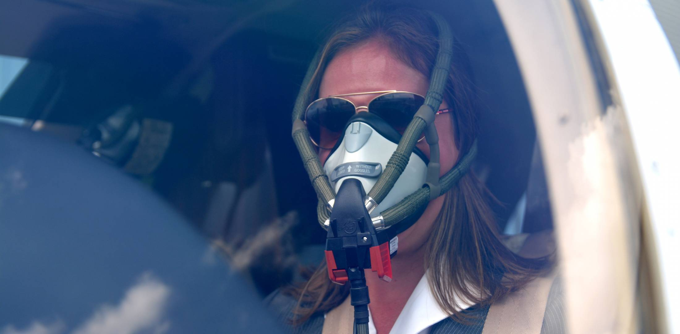 An NBAA working group is investigating whether requiring use of oxygen masks could be doing more harm than good.